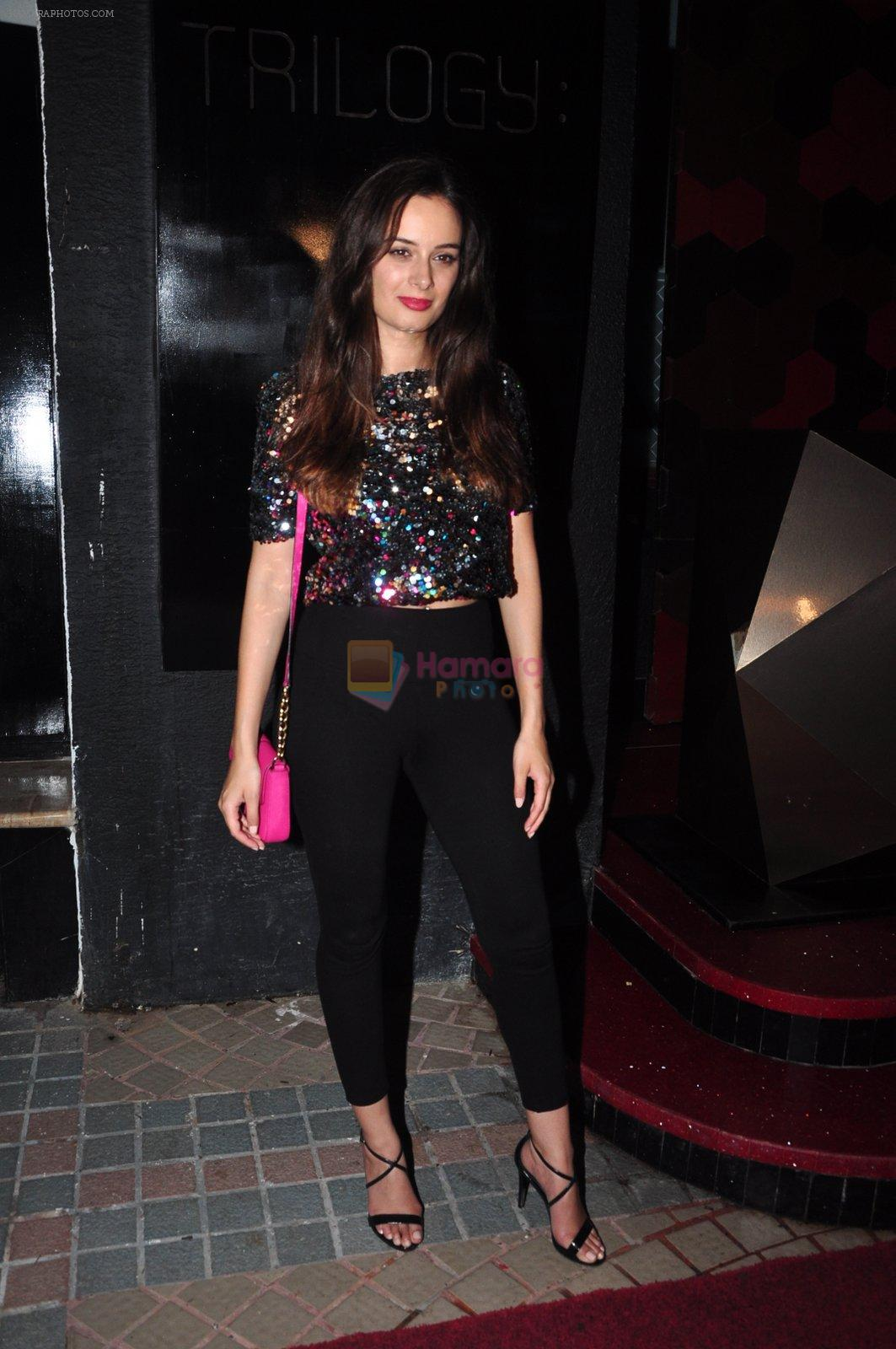 Evelyn Sharma at Trilogy Bash on 6th Oct 2016