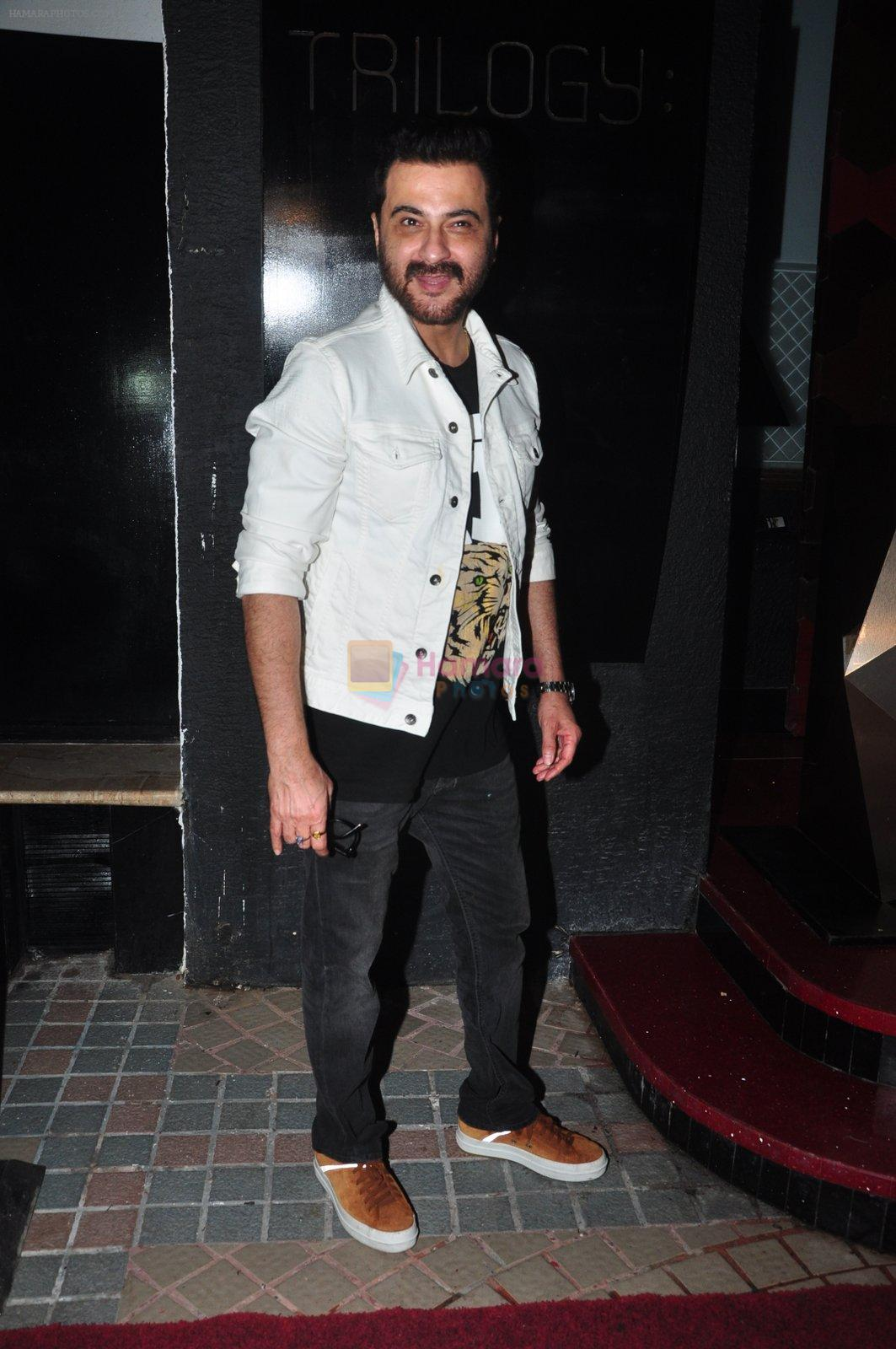 Sanjay Kapoor at Trilogy Bash on 6th Oct 2016