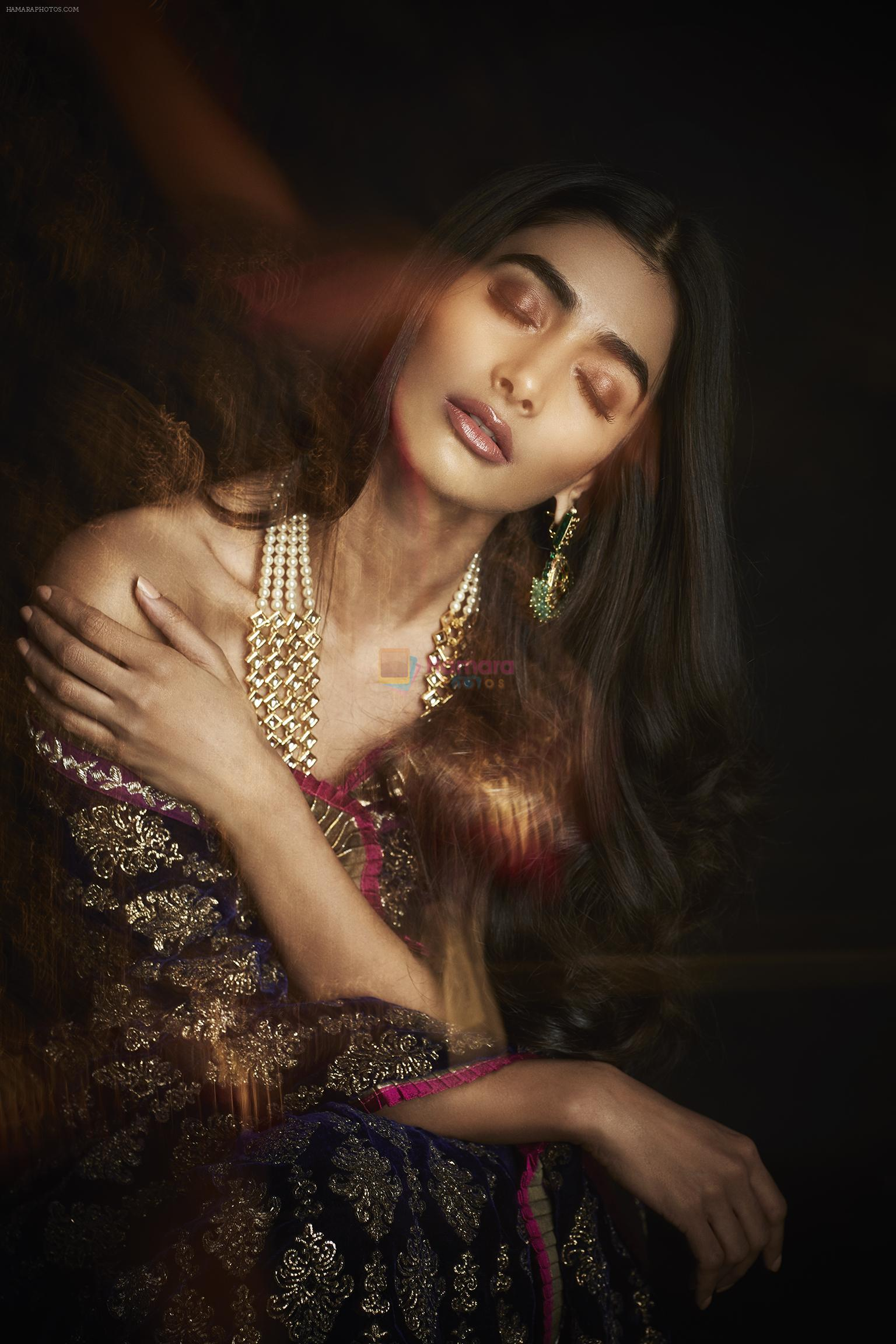 Pooja Hegde graces the cover of Pernia's Pop-Up Shop's October magazine