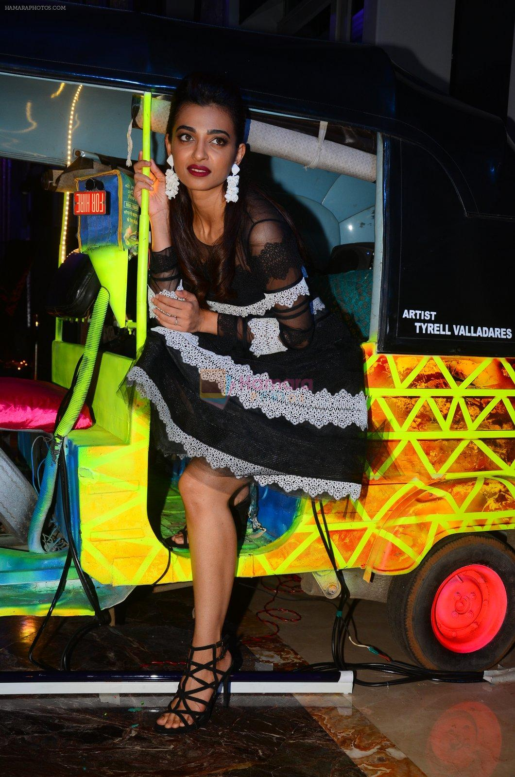 Radhika Apte at W Goa launch party on 7th Oct 2016