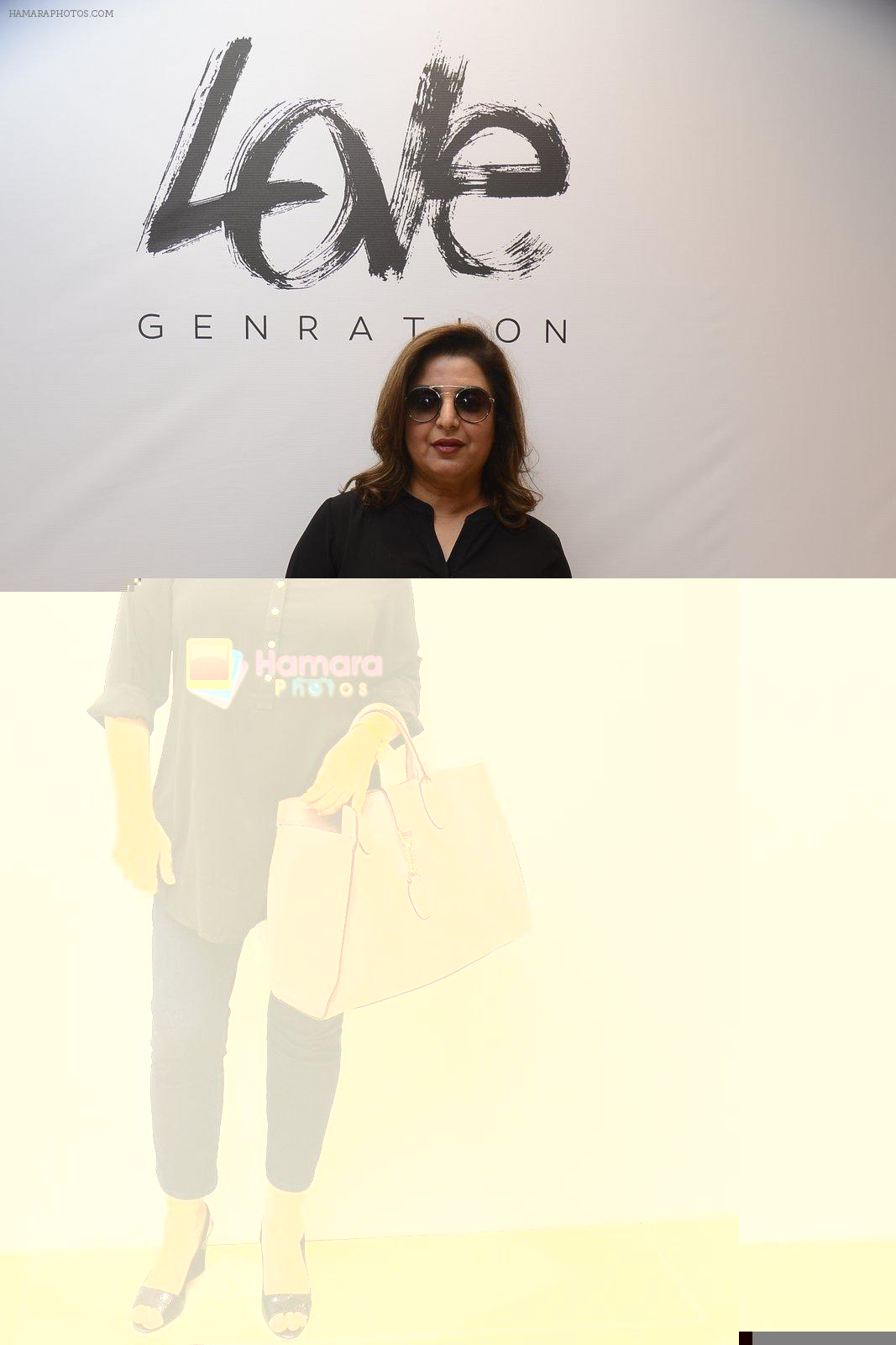Farah Khan at Love Generation launch at Shoppers Stop on 7th Oct 2016