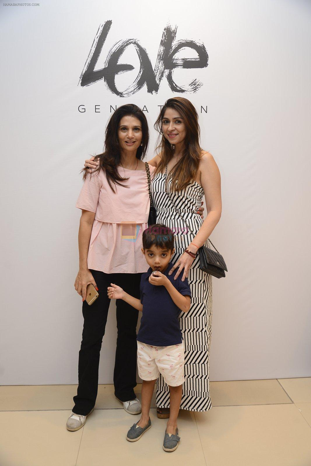 Rhea Pillai at Love Generation launch at Shoppers Stop on 7th Oct 2016