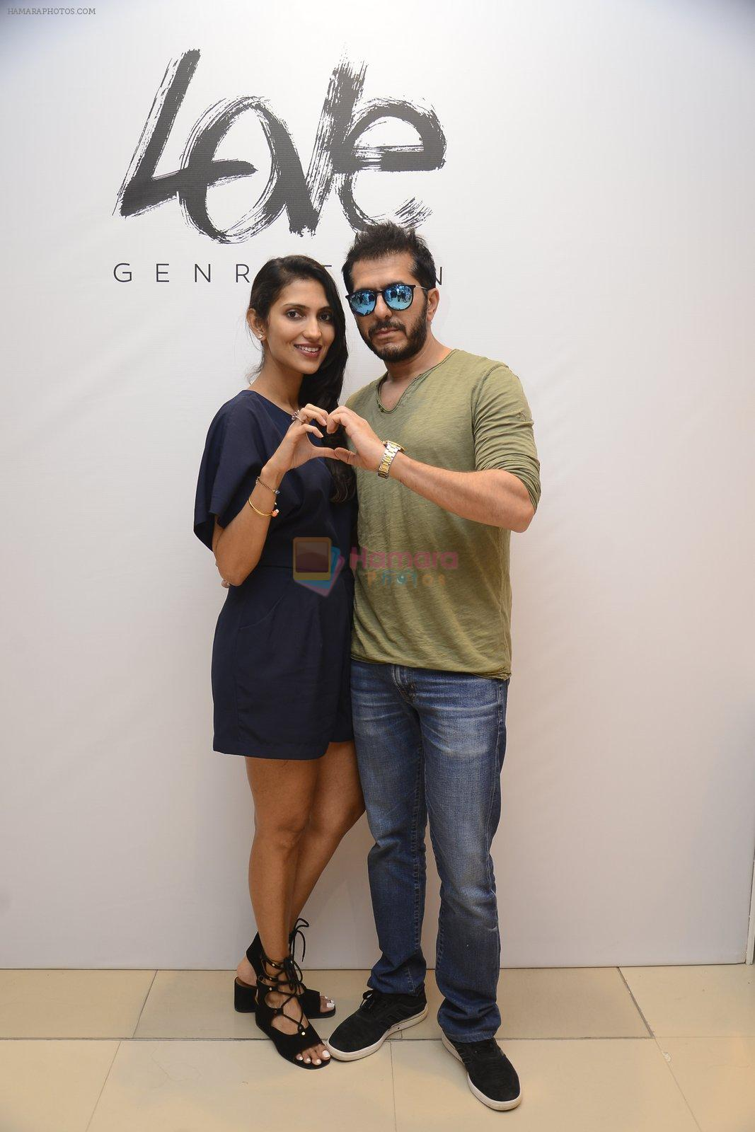 Ritesh Sidhwani at Love Generation launch at Shoppers Stop on 7th Oct 2016