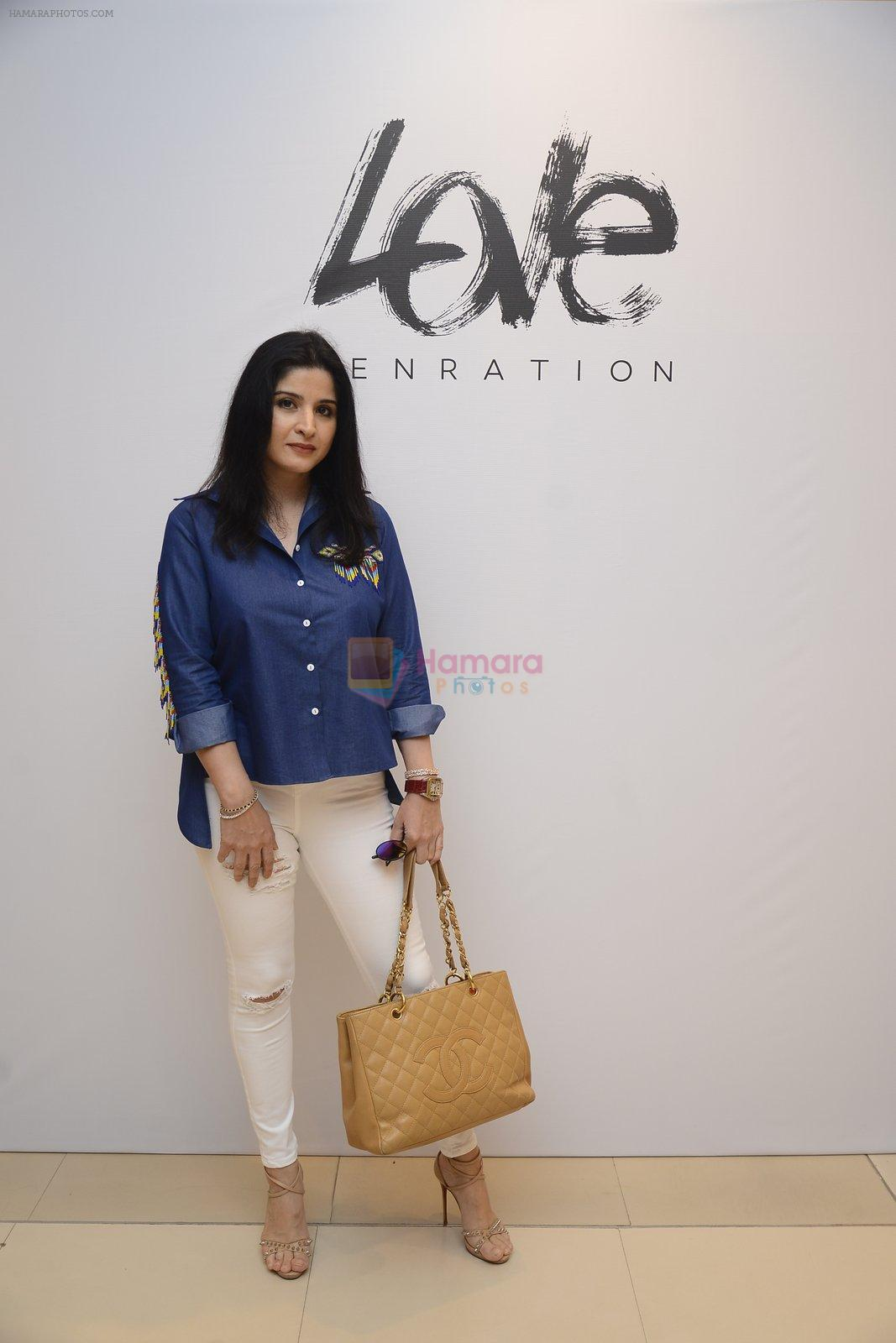Maheep Kapoor at Love Generation launch at Shoppers Stop on 7th Oct 2016