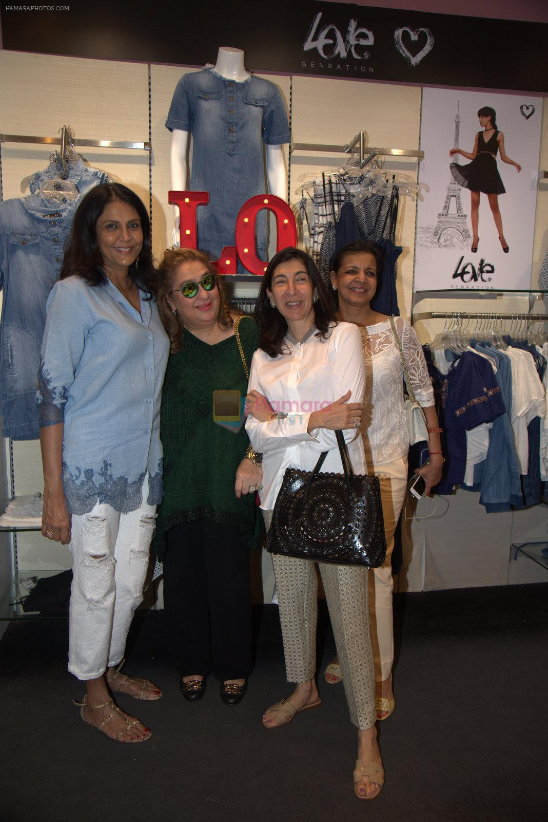 Reema Jain at Love Generation launch at Shoppers Stop on 7th Oct 2016