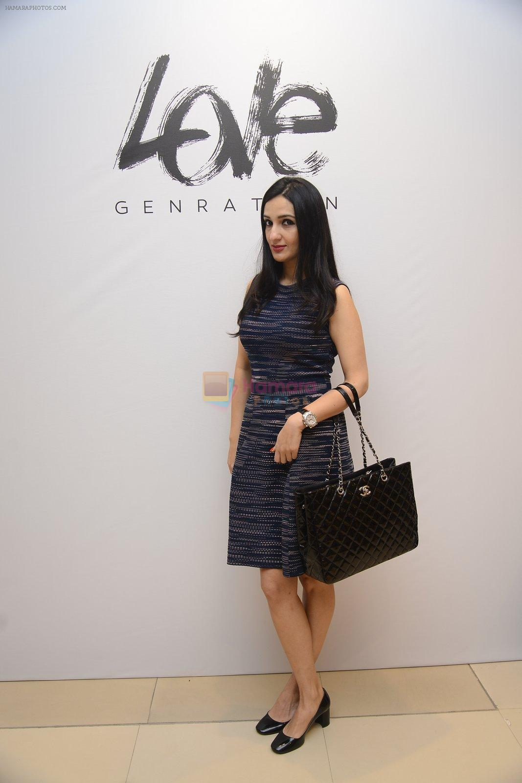 Anu Dewan at Love Generation launch at Shoppers Stop on 7th Oct 2016