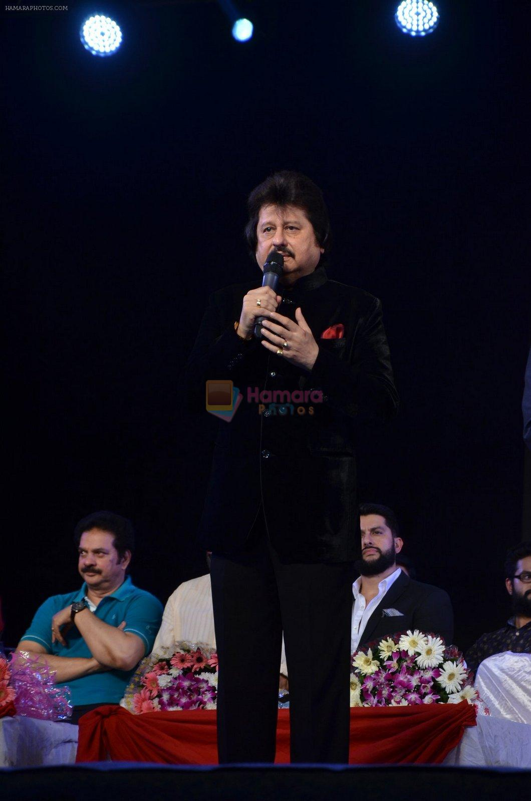 Pankaj Udhas at Goodwin jewellery store launch in Thane on 9th Oct 2016