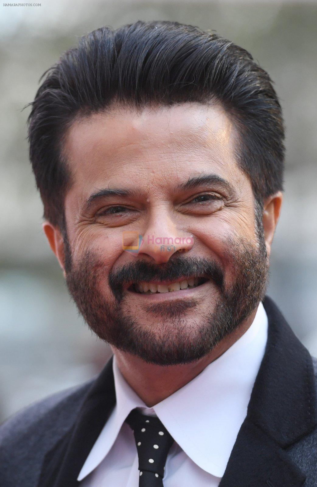 Anil Kapoor at Mirzya premiere in BFI London Film festival on 10th Oct 2016