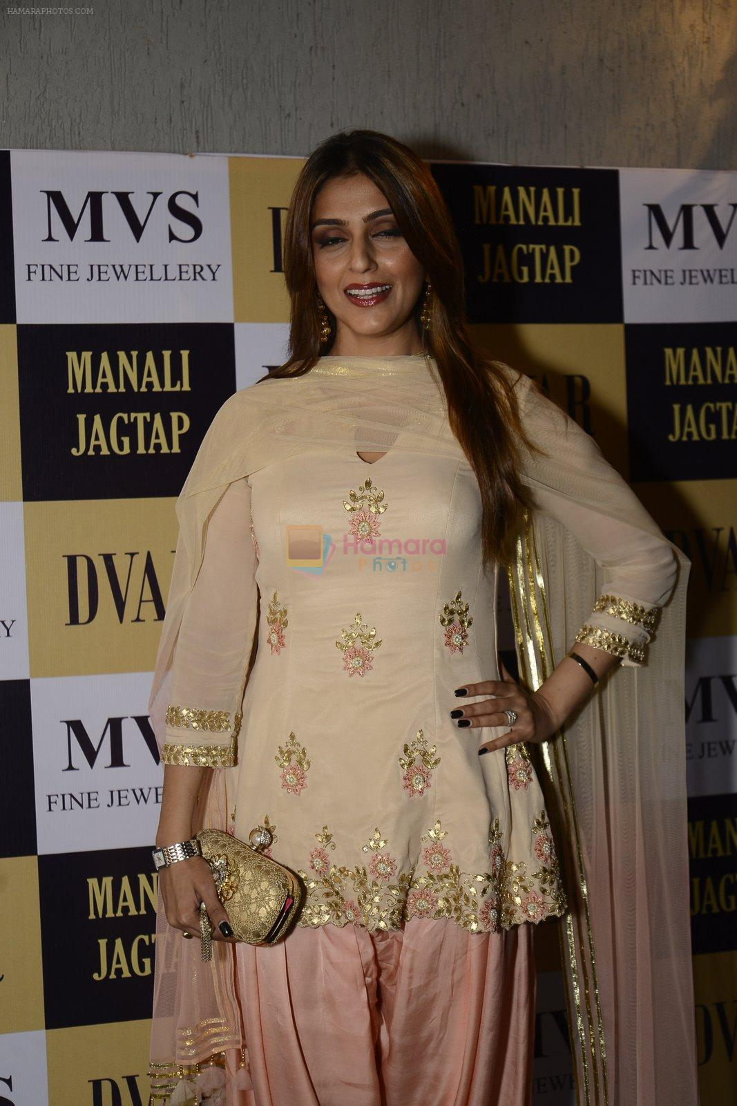 Aarti Chhabria at designer Manali Jagtap store festive collection launch on 10th Oct 2016