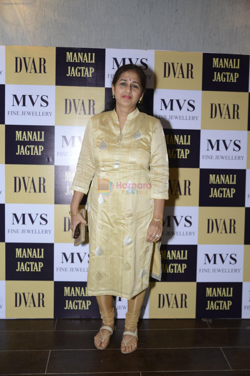 at designer Manali Jagtap store festive collection launch on 10th Oct 2016