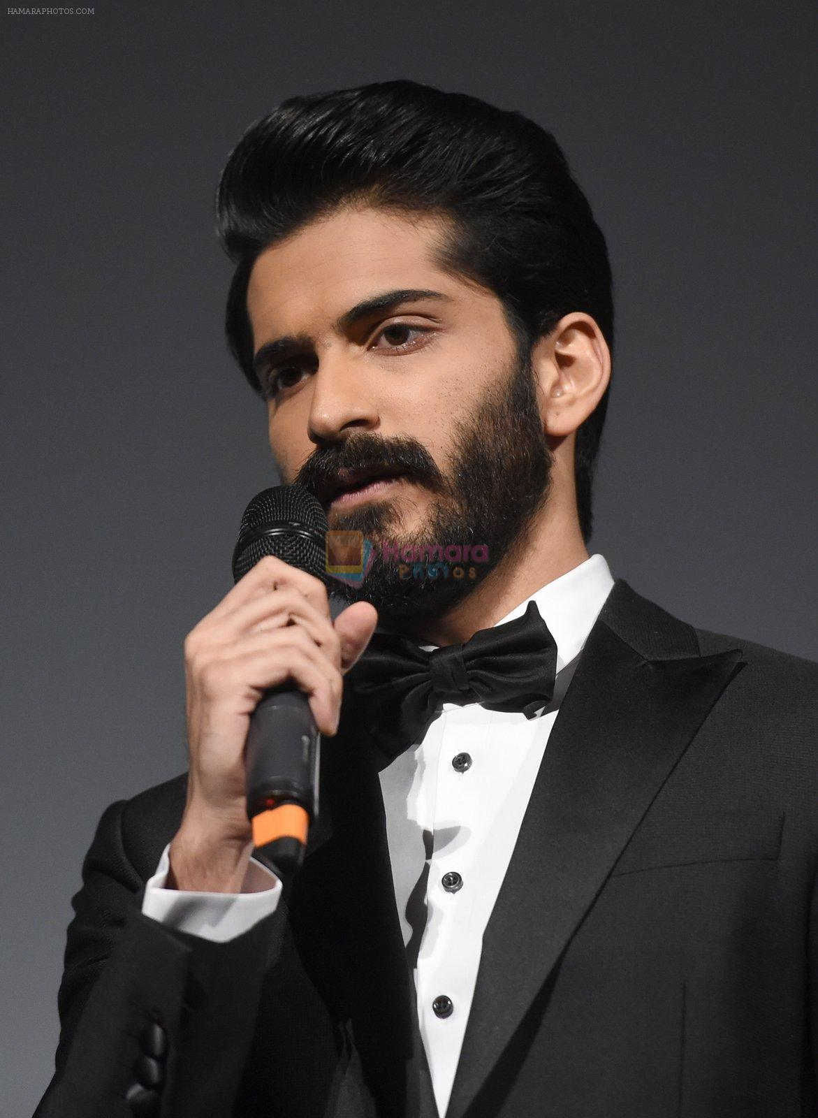 Harshvardhan Kapoor at Mirzya premiere in BFI London Film festival on 10th Oct 2016