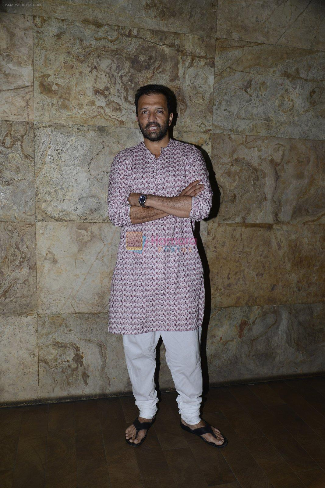 Atul Kasbekar at Mirzya screening on 11th Oct 2016