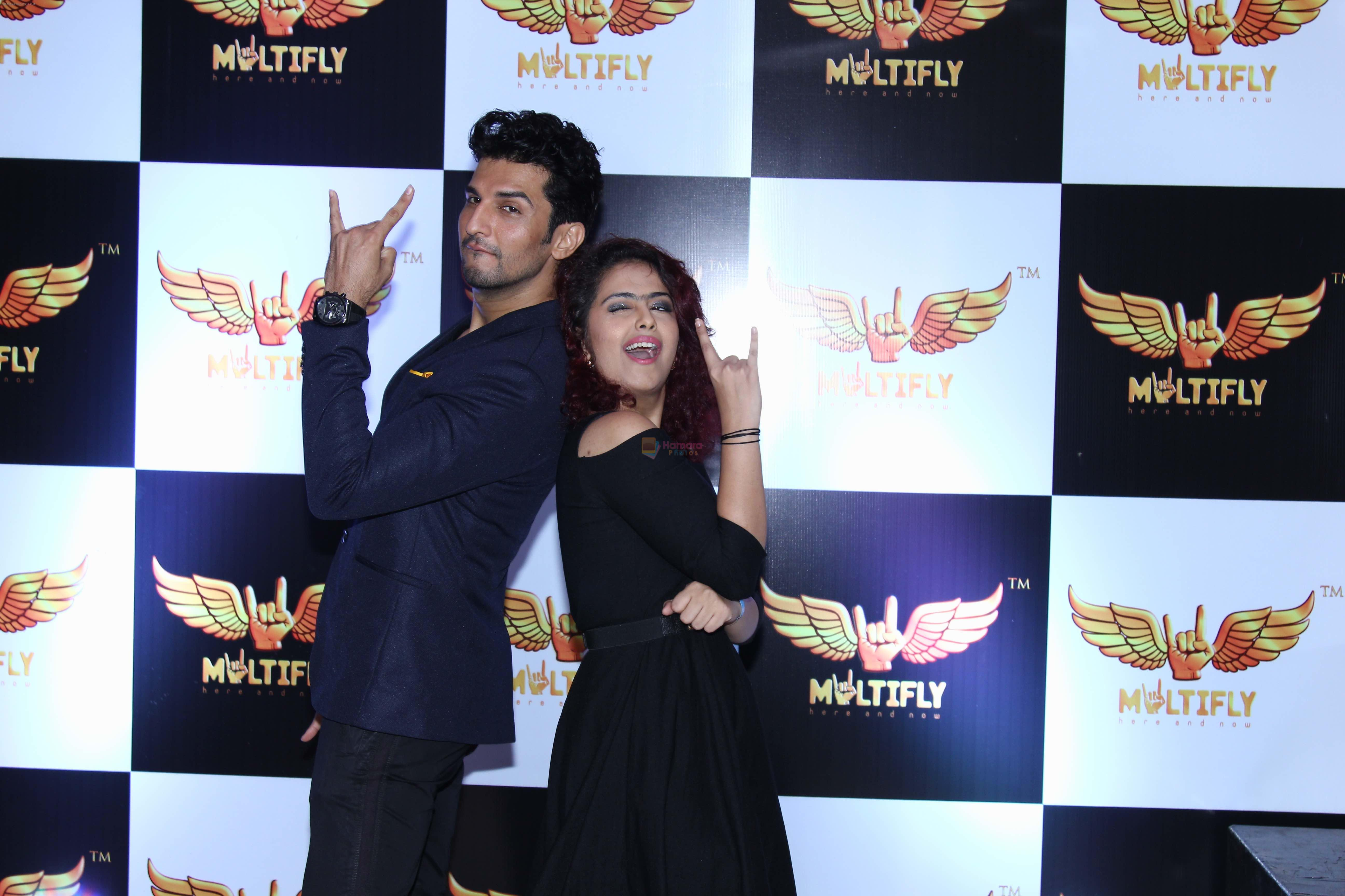 Manish Raisinghan and Avika Gor announce his latest project - Multify on 12th Oct 2016