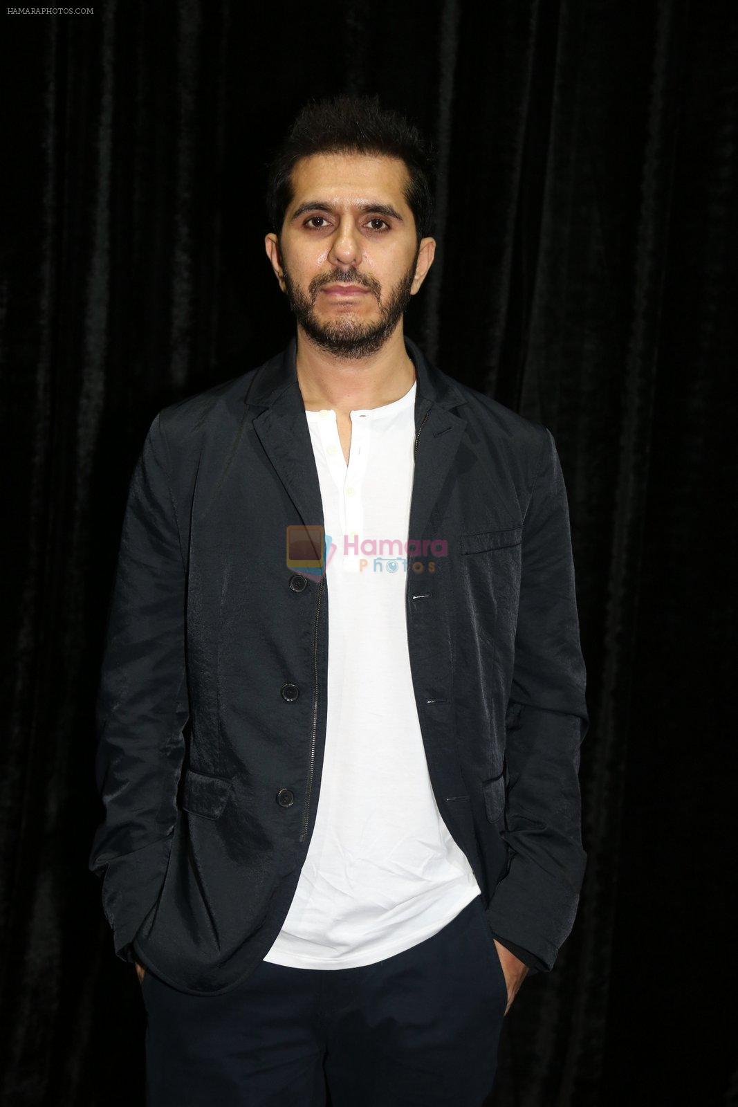 Ritesh Sindhwani at Love Genration show at AFW