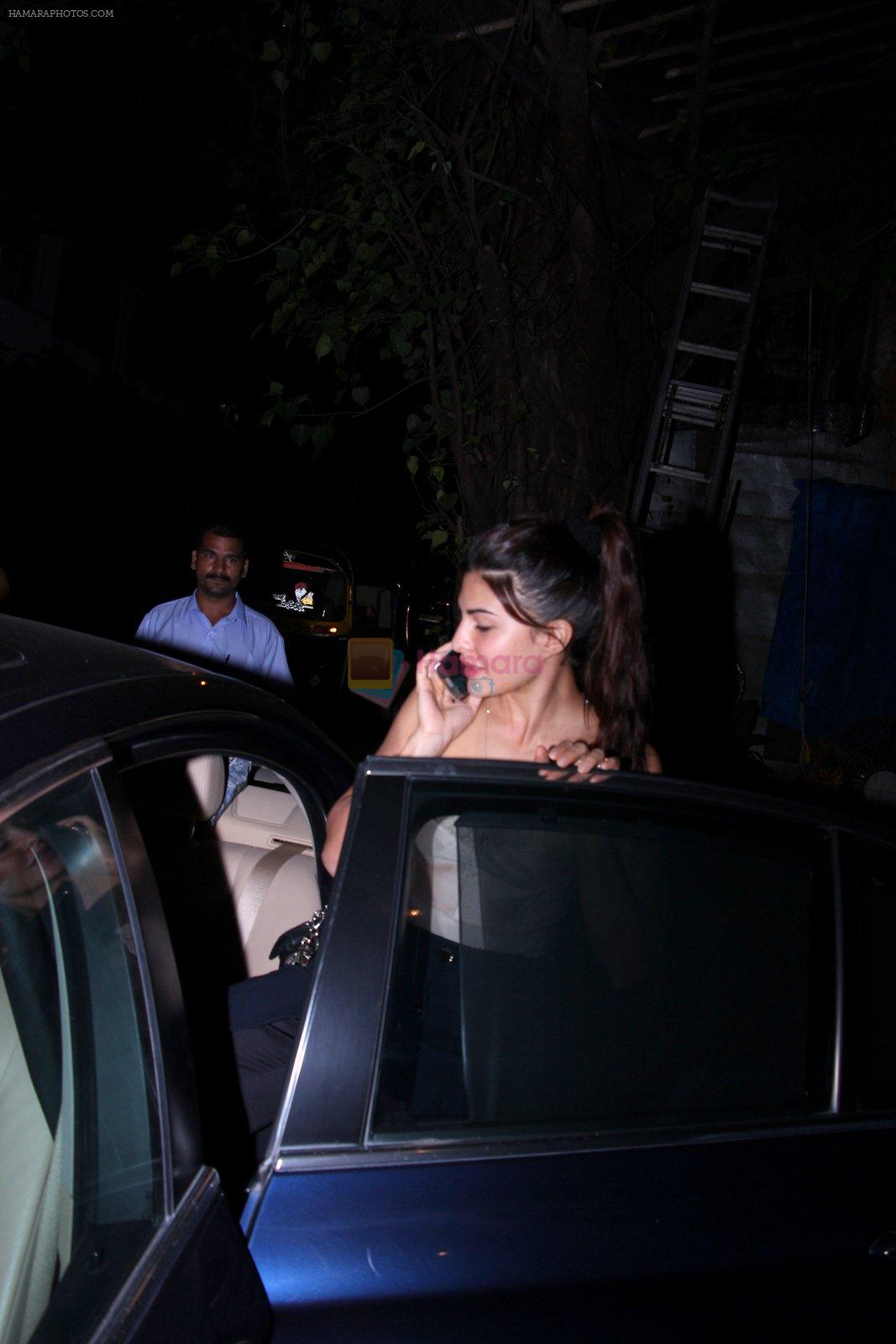 Jacqueline Fernandez snapped on 13th Oct 2016