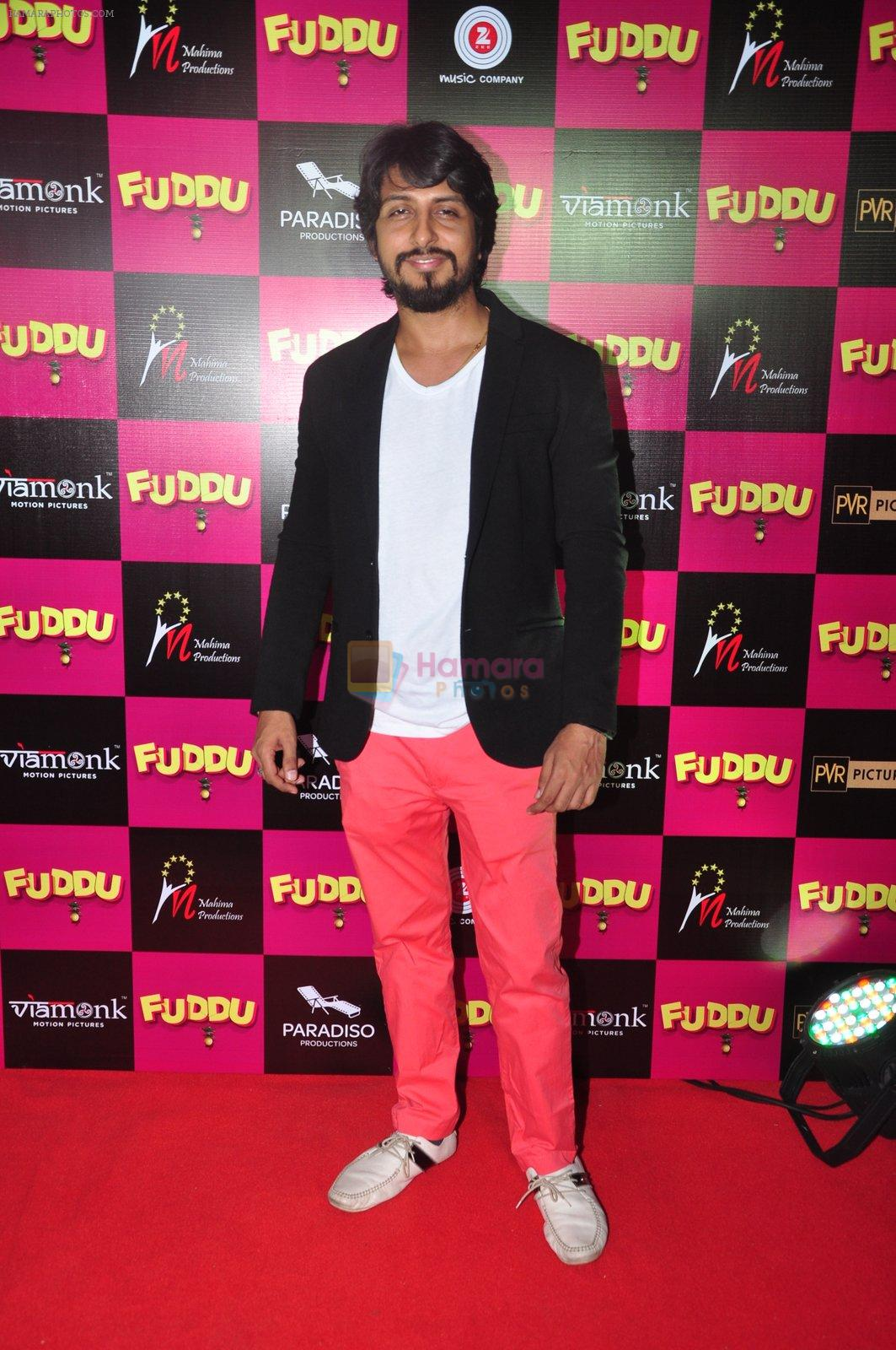 at Fuddu premiere on 13th Oct 2016