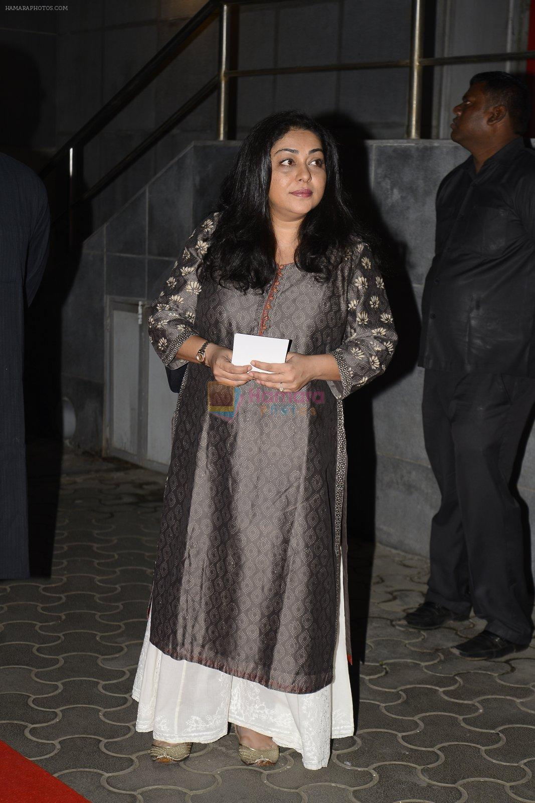 Meghna Gulzar at Inferno premiere on 12th Oct 2016