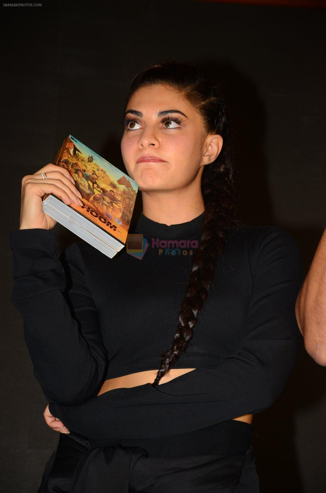 Jacqueline Fernandez during the success party of the film Dishoom on 14th Oct 2016