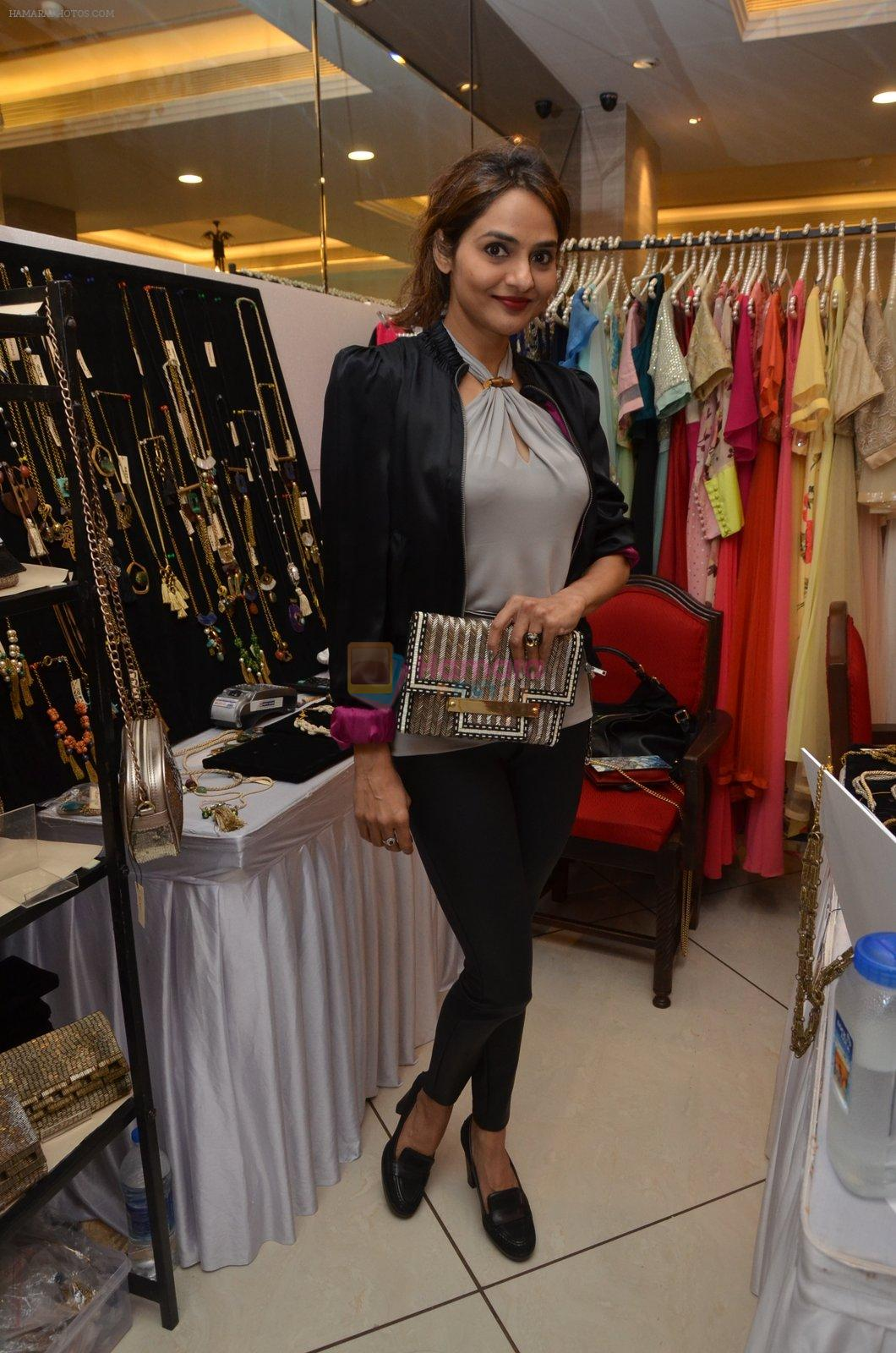 Madhoo Shah at Project 7 launch on 14th Oct 2016