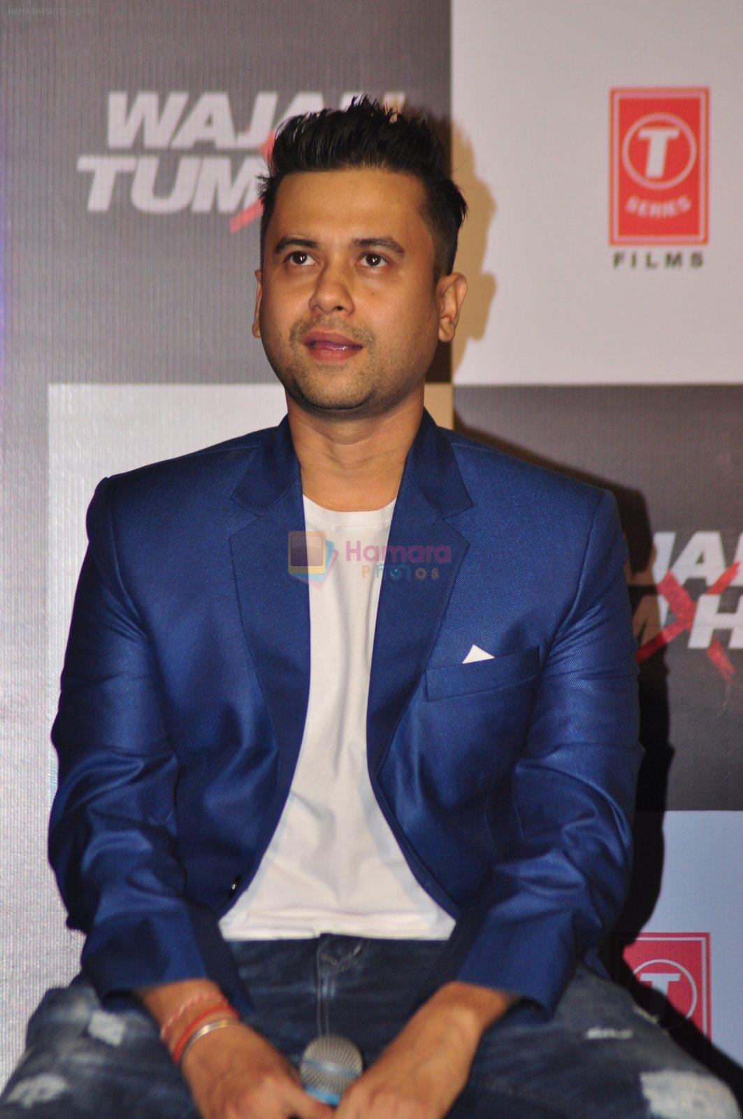 Vishal Pandya at Wajah Tum Ho film event on 14th Oct 2016