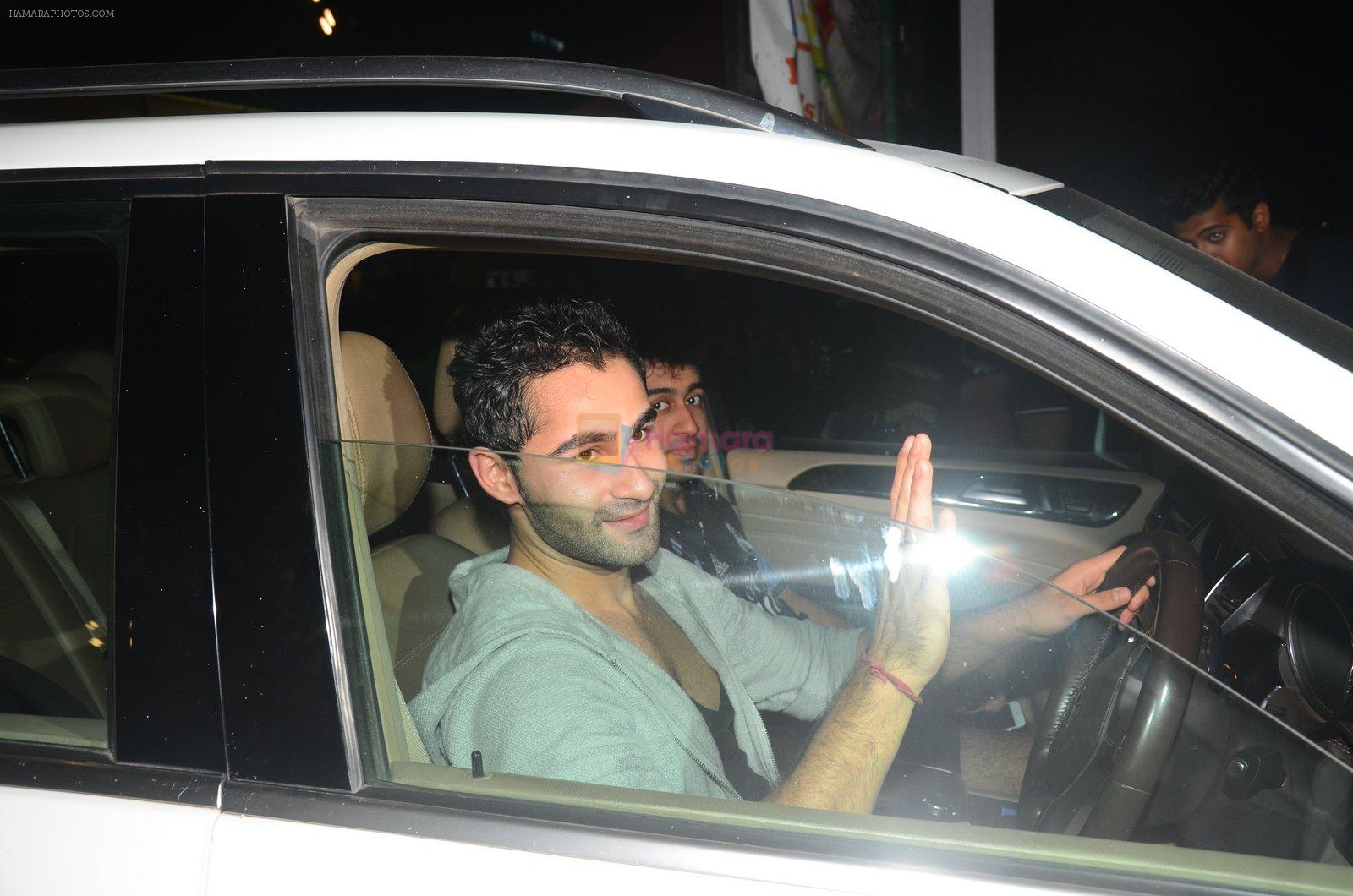 Armaan Jain snapped post soccer match on 16th Oct 2016