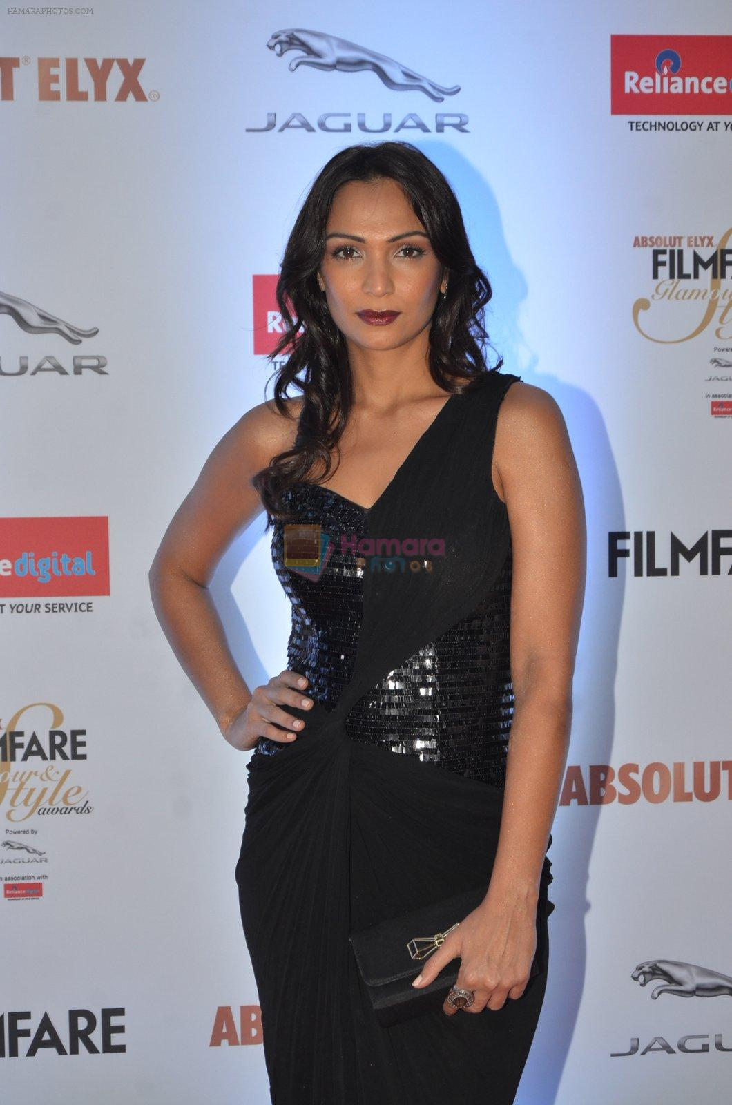 Shamita Singha at Filmfare Glamour & Style Awards 2016 in Mumbai on 15th Oct 2016