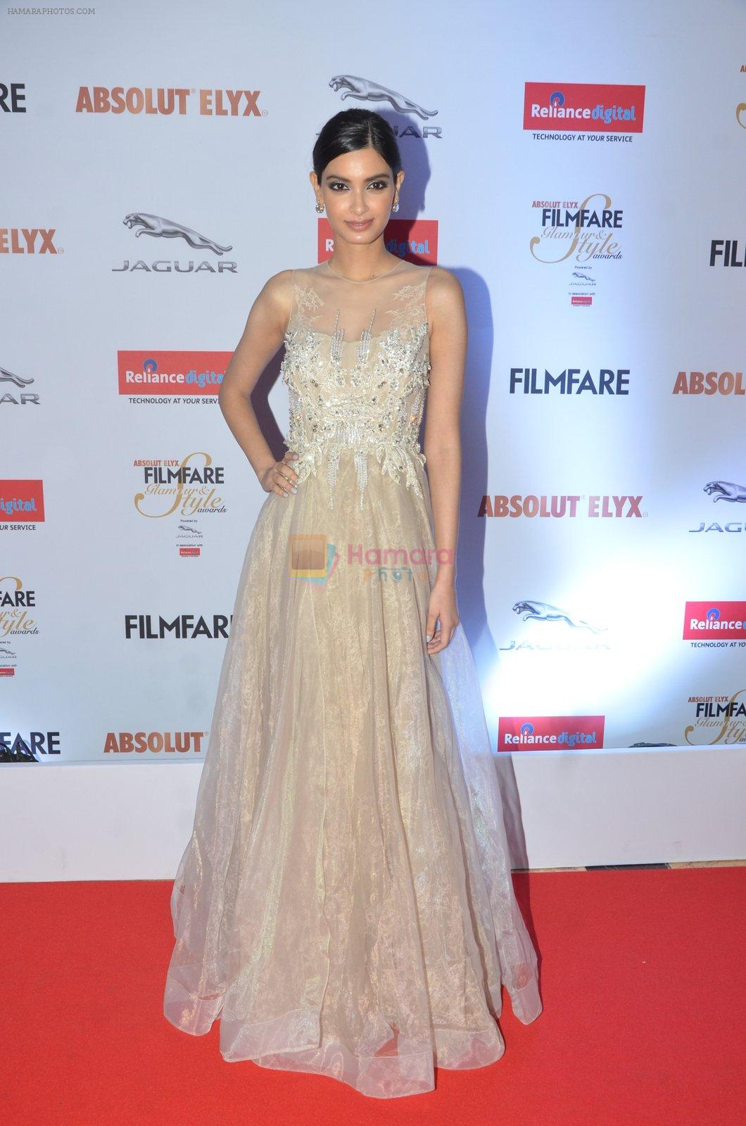Diana Penty at Filmfare Glamour & Style Awards 2016 in Mumbai on 15th Oct 2016