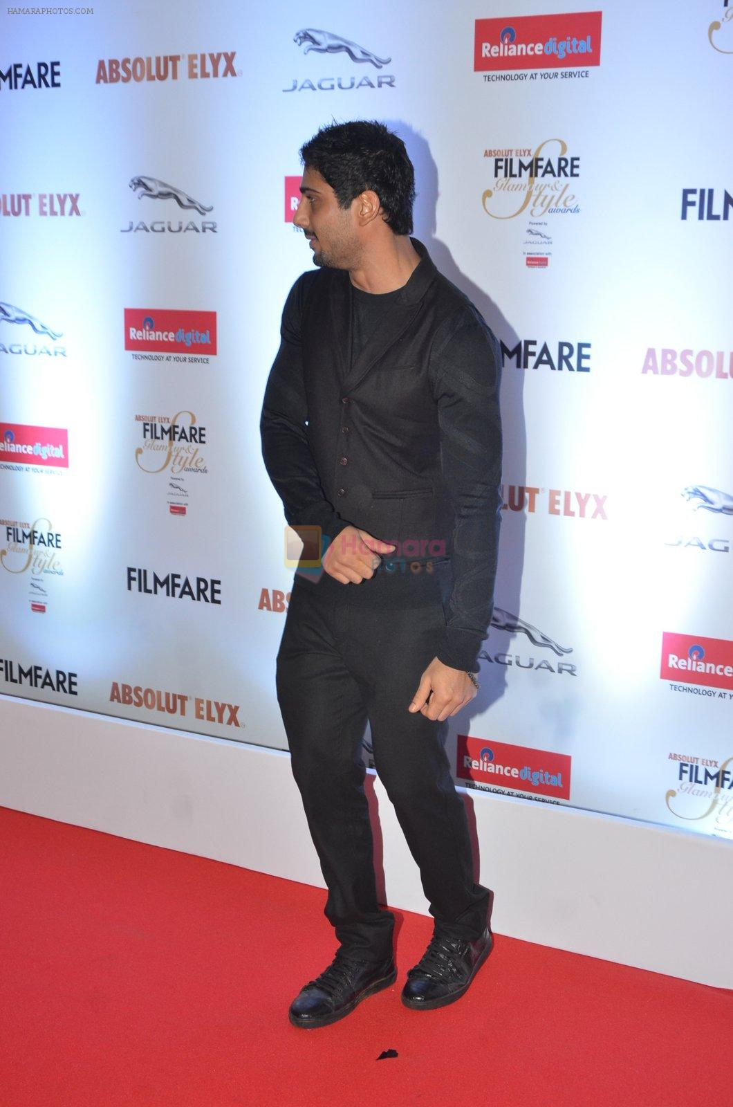 Prateik Babbar at Filmfare Glamour & Style Awards 2016 in Mumbai on 15th Oct 2016