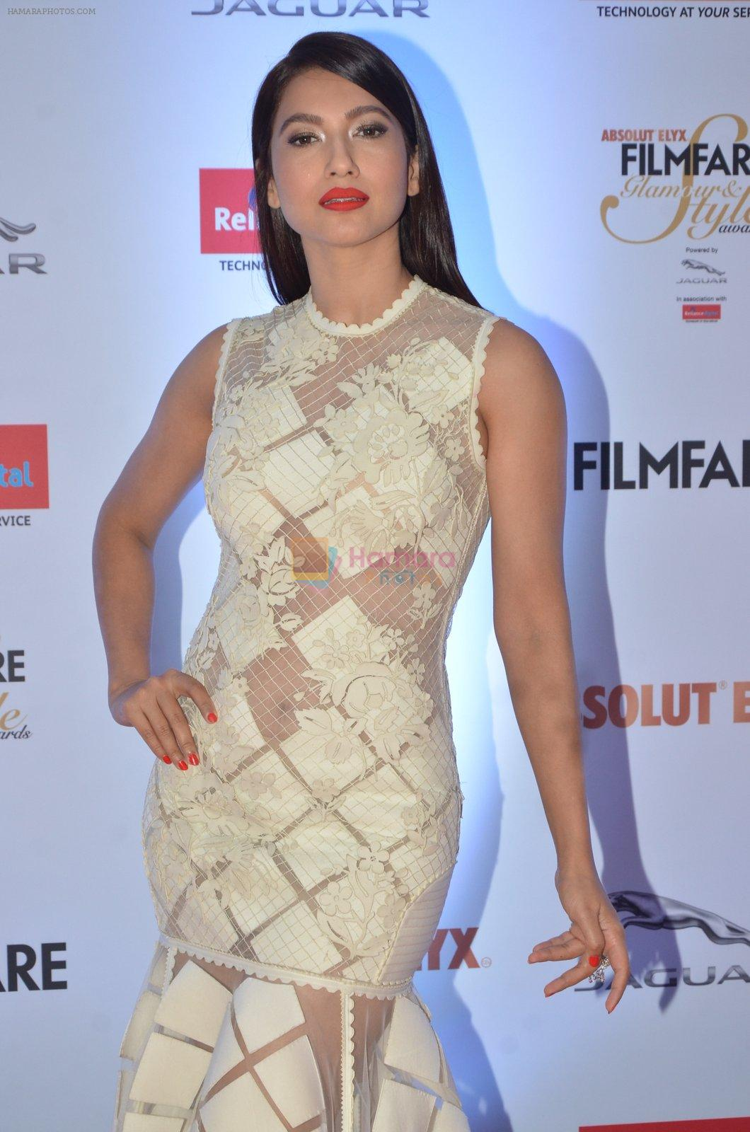 Gauhar Khan at Filmfare Glamour & Style Awards 2016 in Mumbai on 15th Oct 2016
