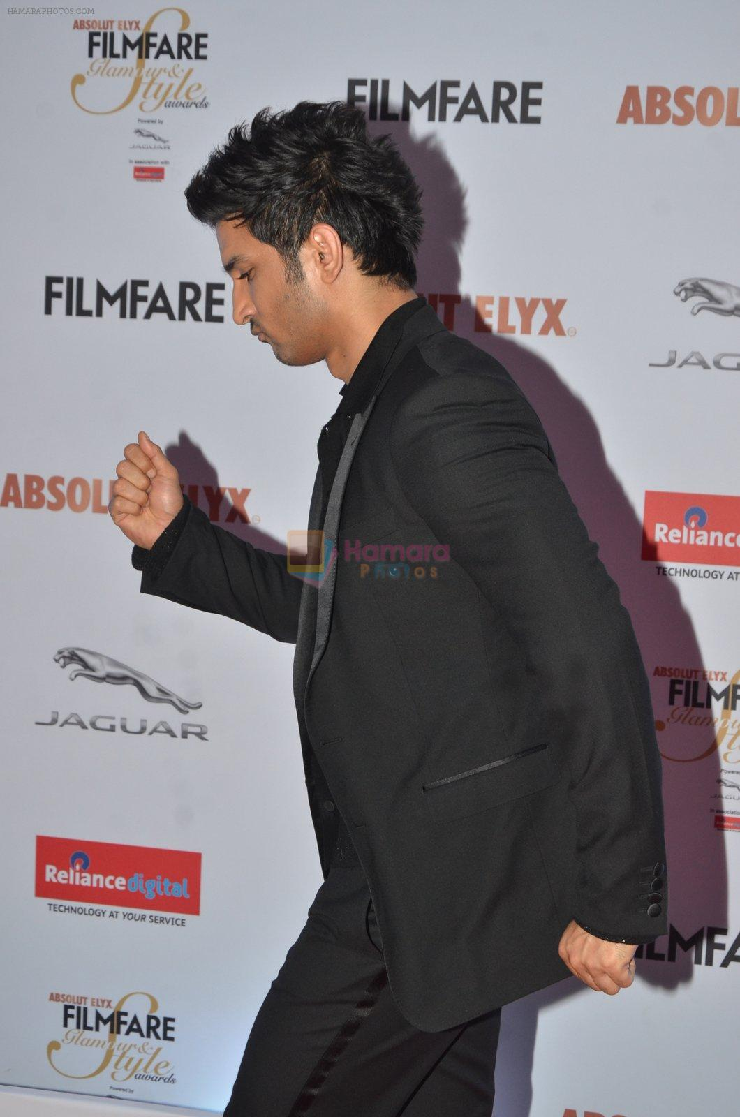 Sushant Singh Rajput at Filmfare Glamour & Style Awards 2016 in Mumbai on 15th Oct 2016
