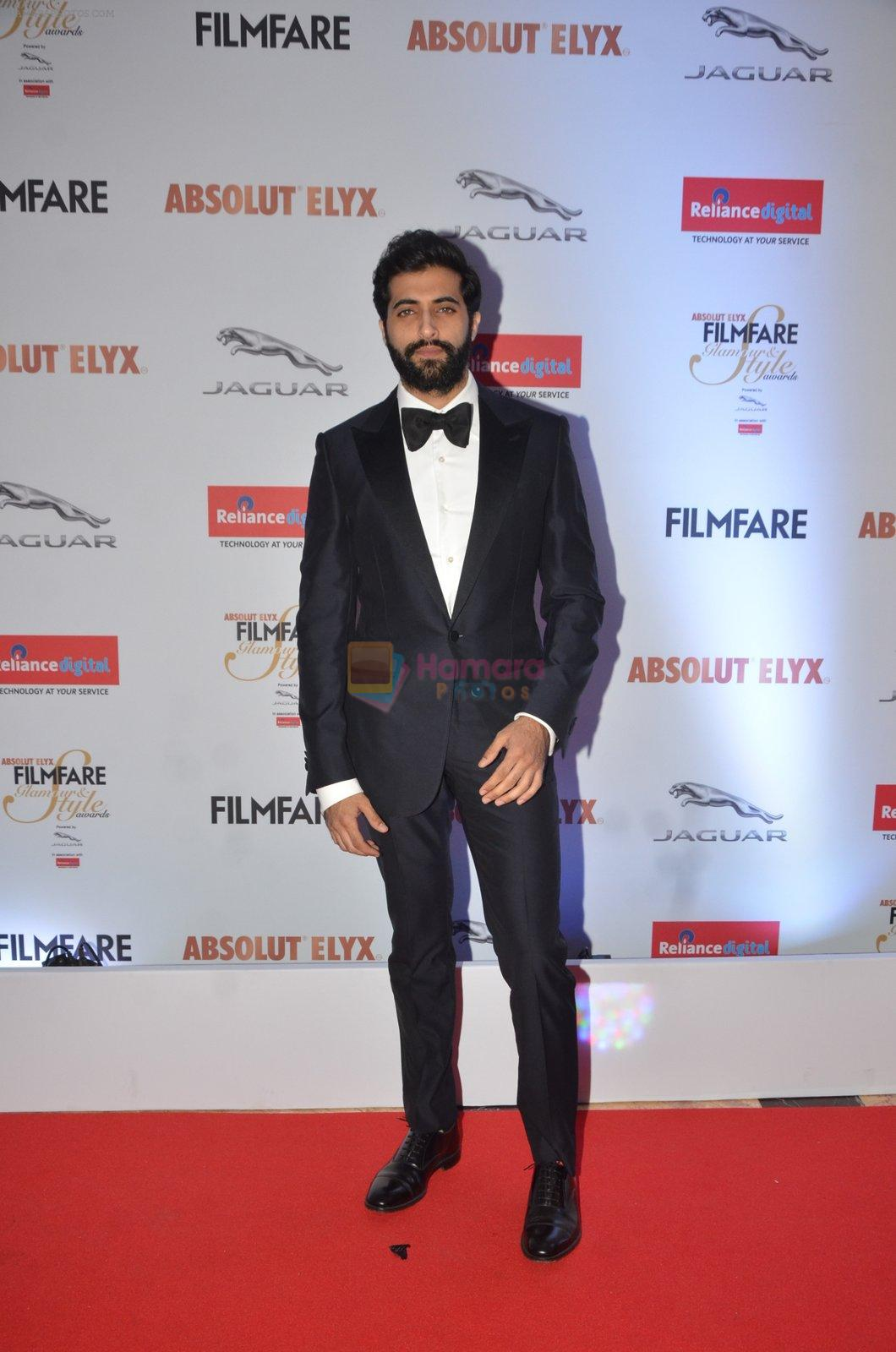 Akshay Oberoi at Filmfare Glamour & Style Awards 2016 in Mumbai on 15th Oct 2016