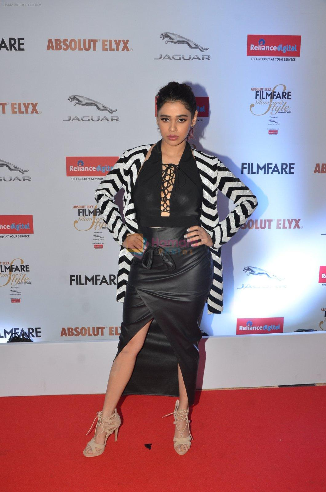 Shalmali Kholgade at Filmfare Glamour & Style Awards 2016 in Mumbai on 15th Oct 2016