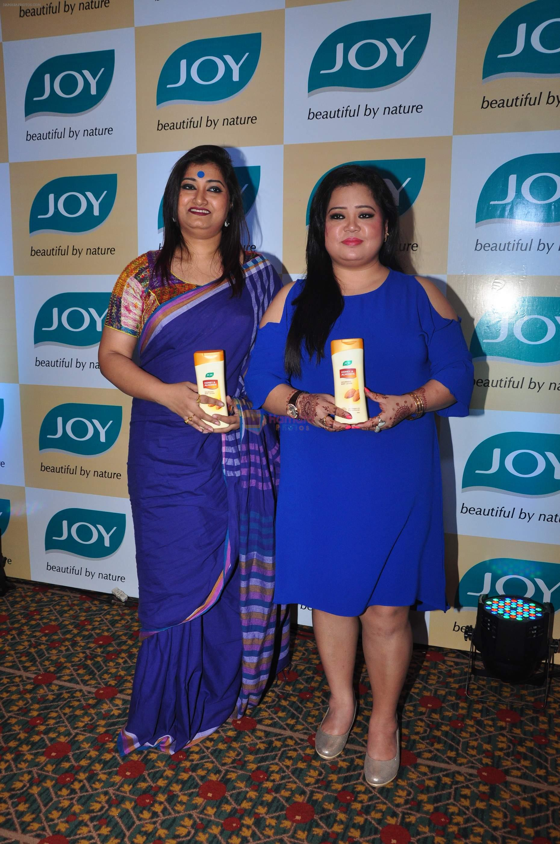Bharti Singh endorse Joy cosmetics on 18th Oct 2016