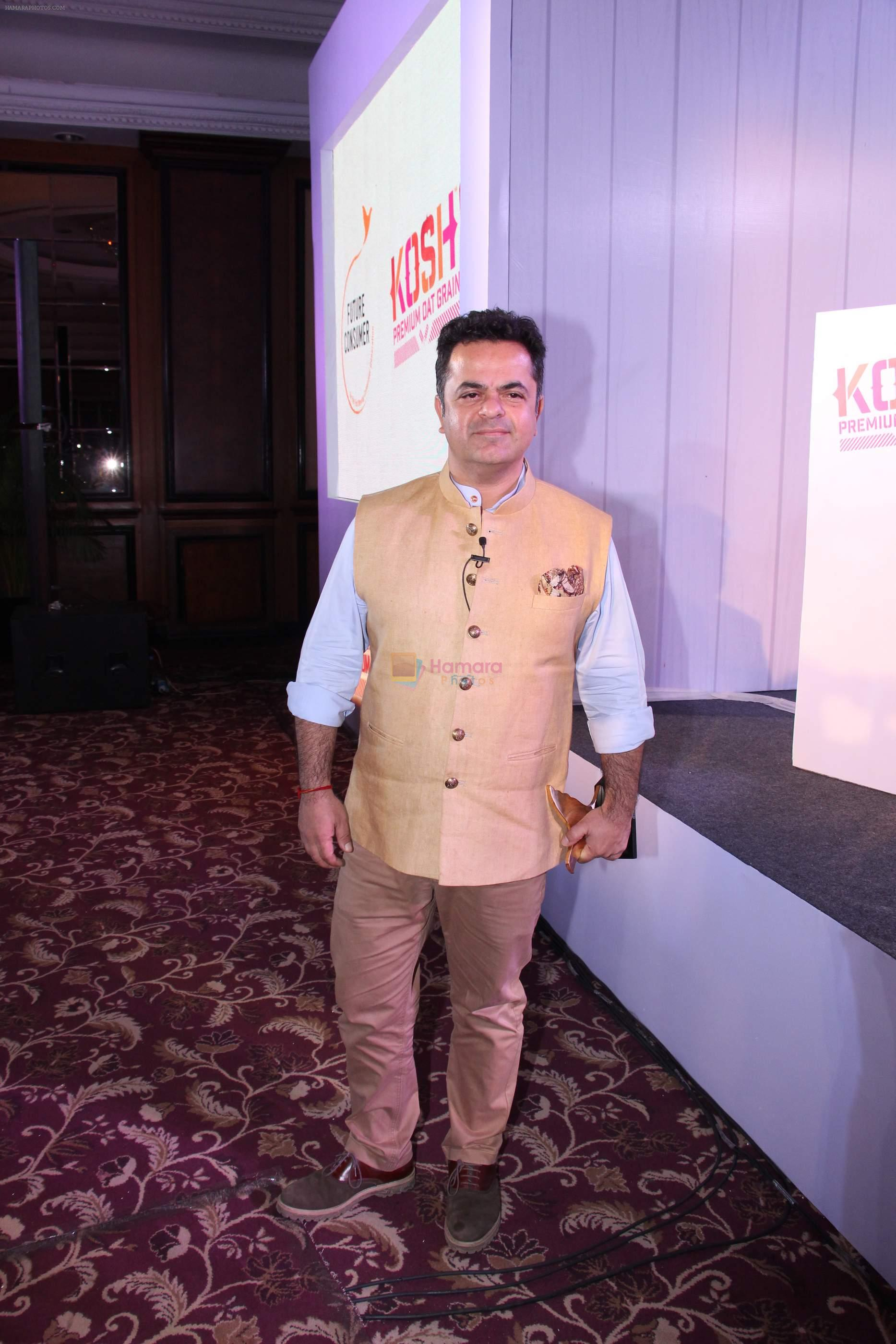 Vicky Ratnani at Koshi event on 17th Oct 2016