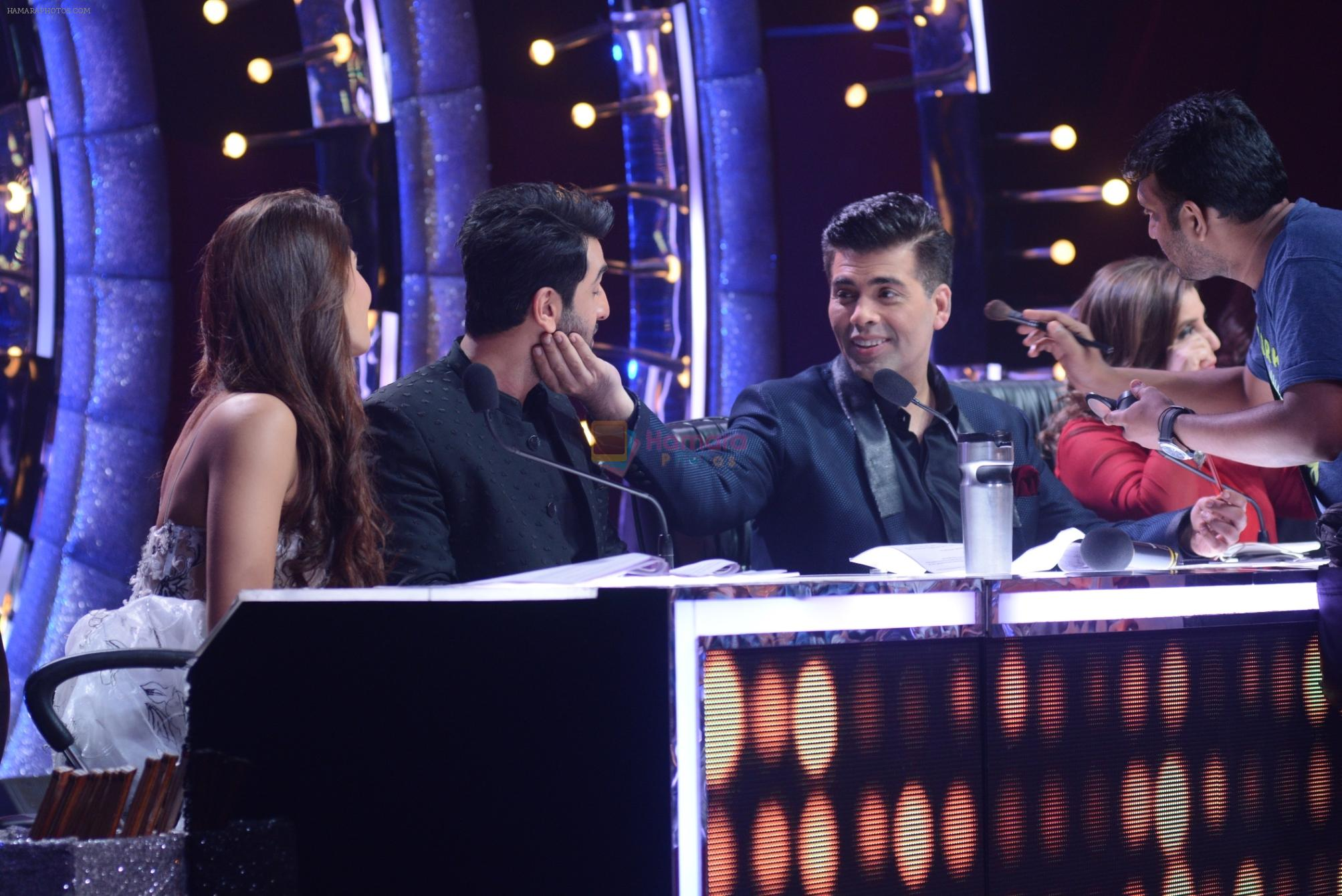Ranbir Kapoor on the sets of Jhalak Dikhhla Jaa for the promotion of his upcoming movie Ae Dil Hai Mushkil on 17th Oct 2016