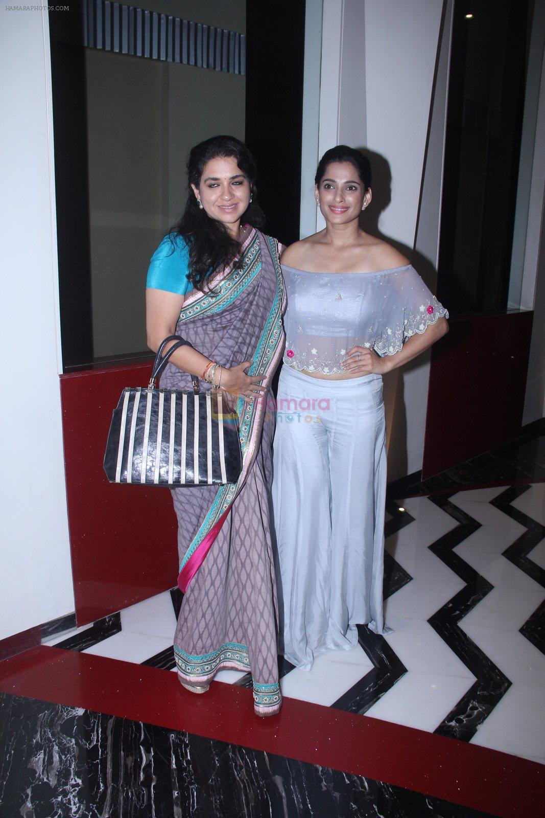 Shaina NC at ladies event in NSCI on 18th Oct 2016