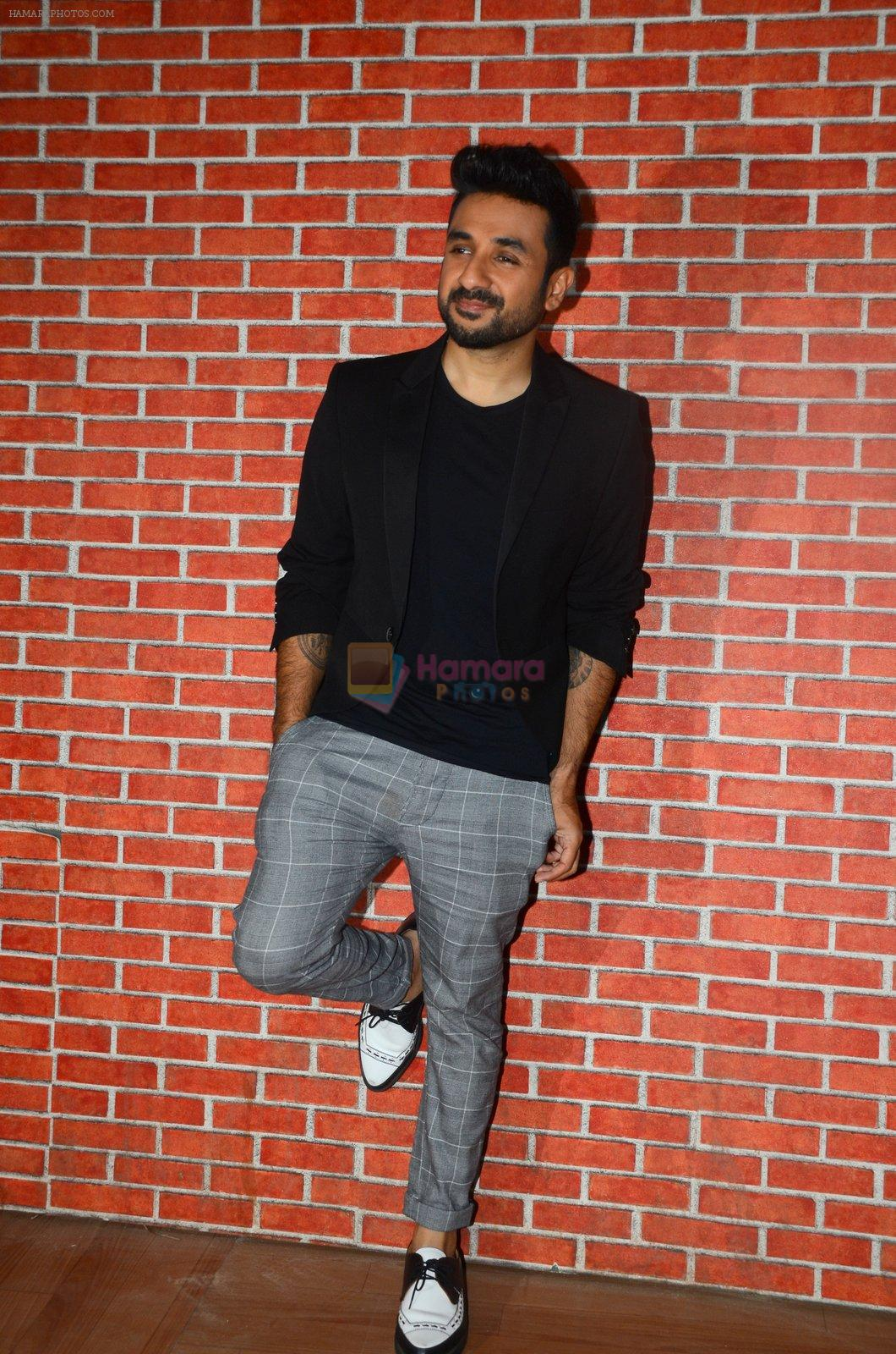 Vir Das at Media meet of 31st October on 19th Oct 2016