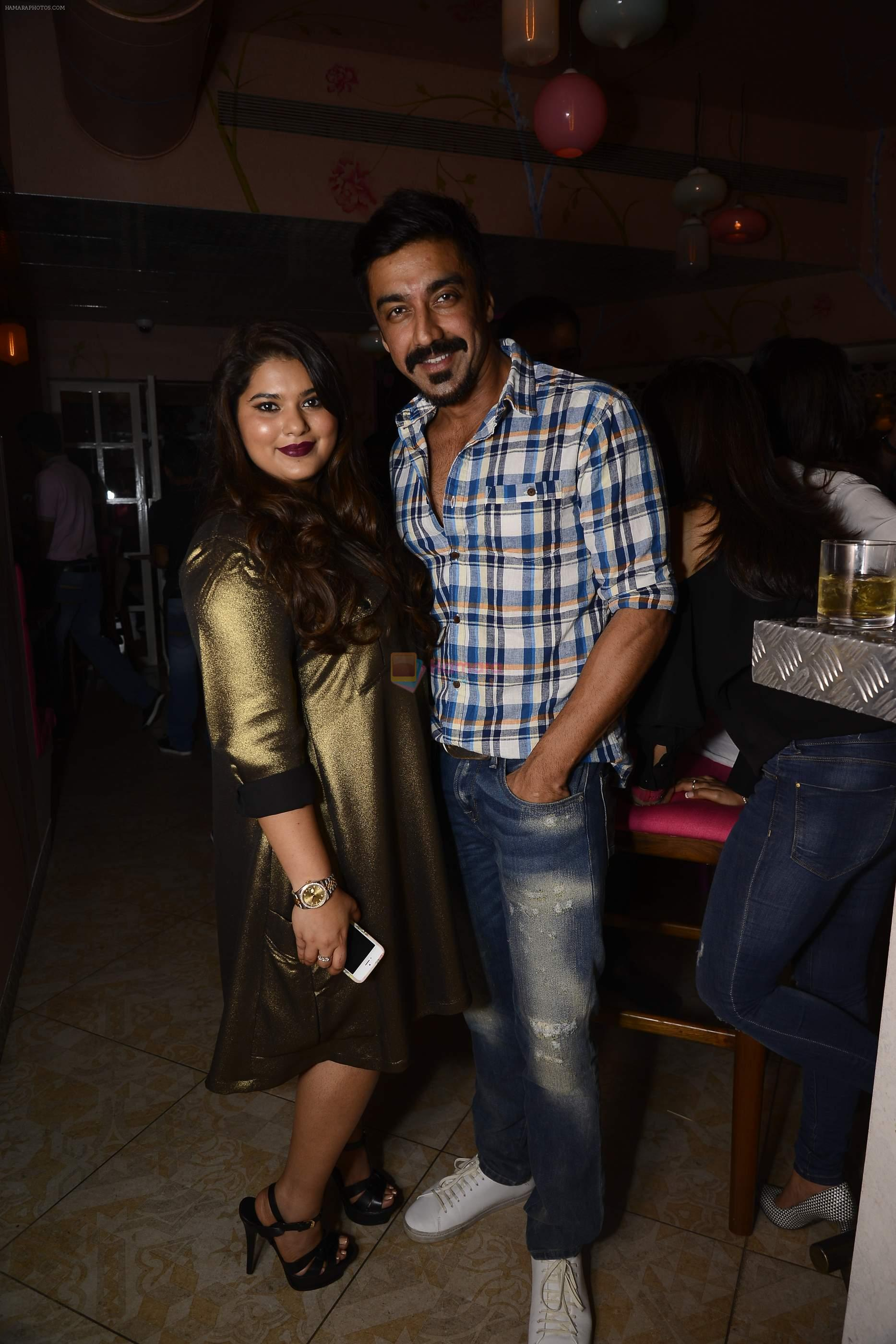 rachel goenka airh aashish chaaudry at The all new Sassy Spoon launch on 19th Oct 2016