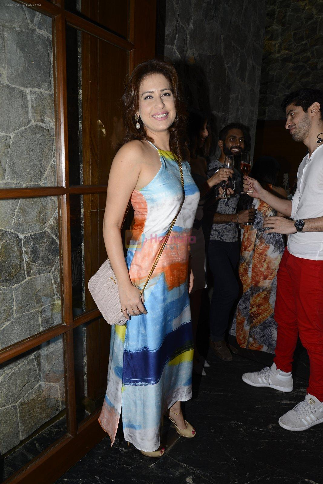 Amrita Raichand at Clearing House launch in Mumbai on 23rd Oct 2016