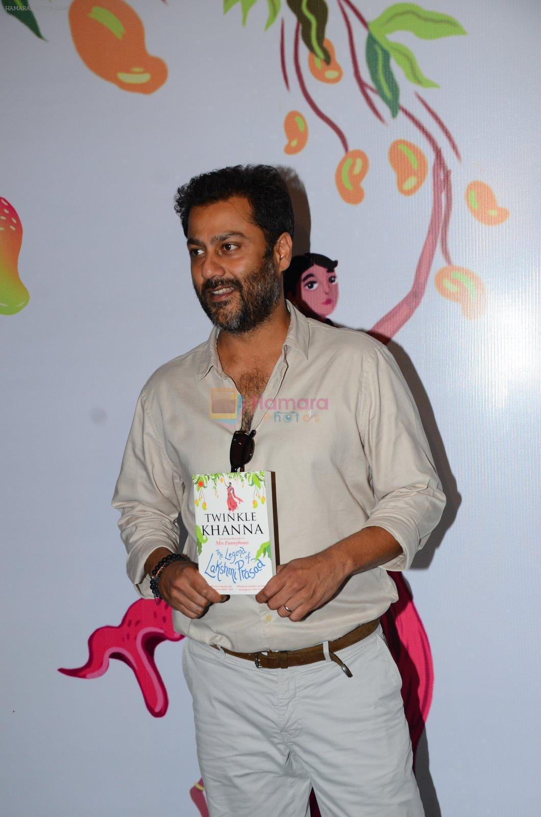 Abhishek Kapoor at Twinkle Khanna's book launch in J W Marriott, Mumbai on 15th Nov 2016