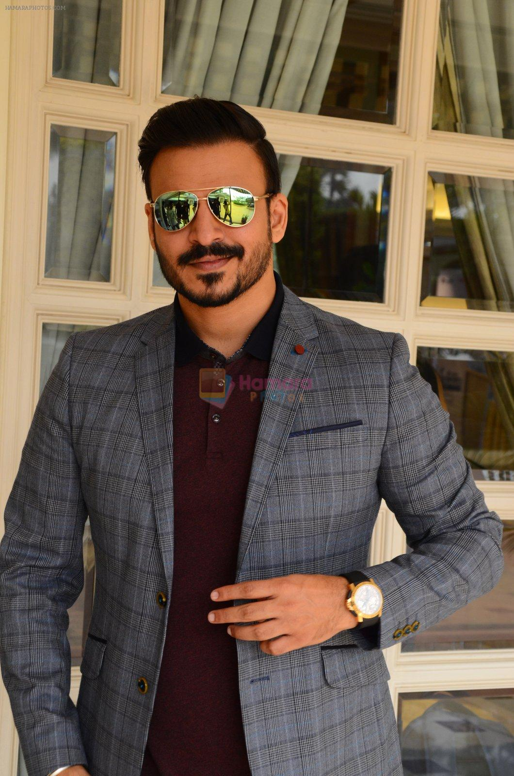 Vivek Oberoi at Marathi Filmfare press meet on 16th Nov 2016