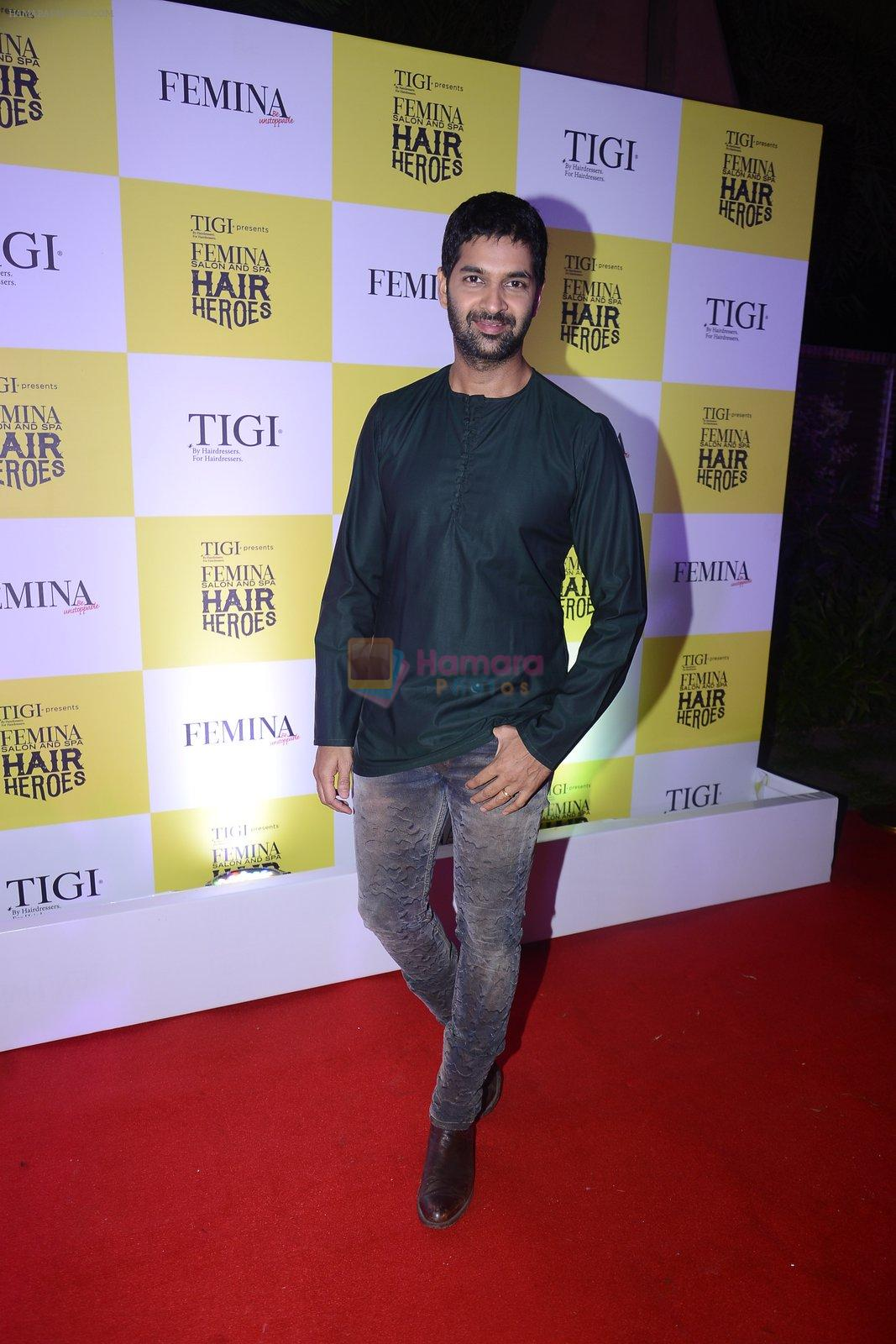 Purab Kohli at Femina Salon And Spa Hair Heroes awards on 16th Nov 2016