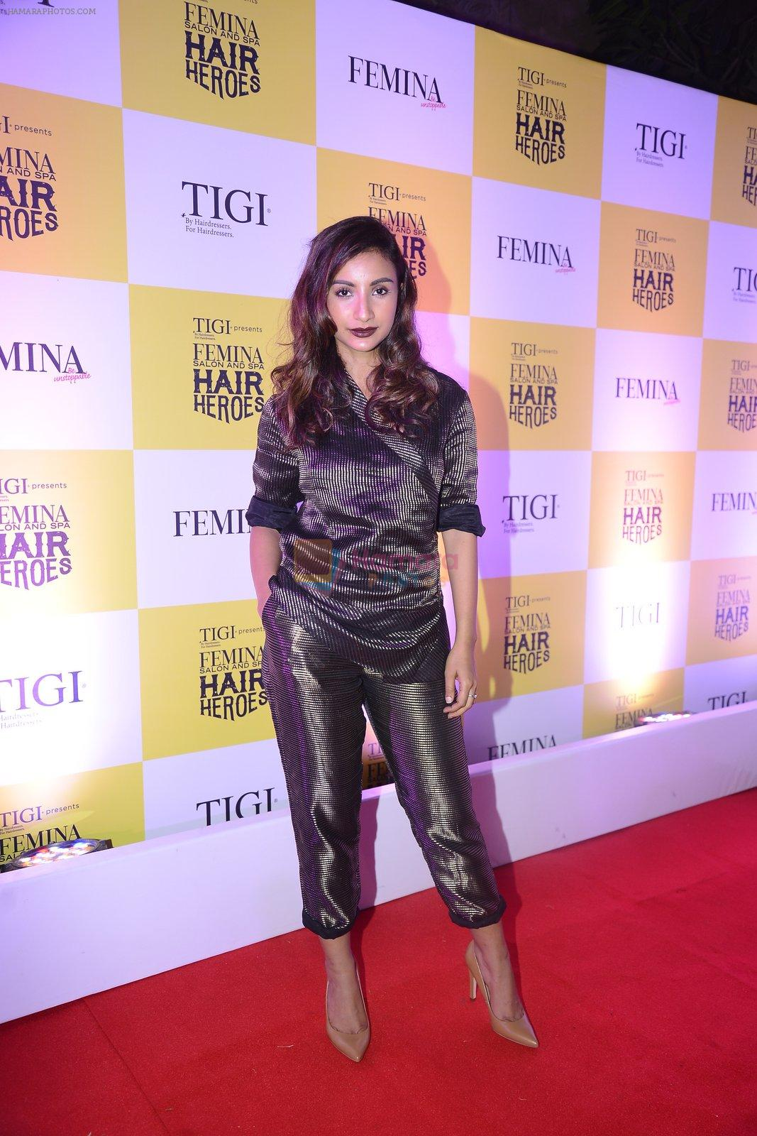Patralekha at Femina Salon And Spa Hair Heroes awards on 16th Nov 2016