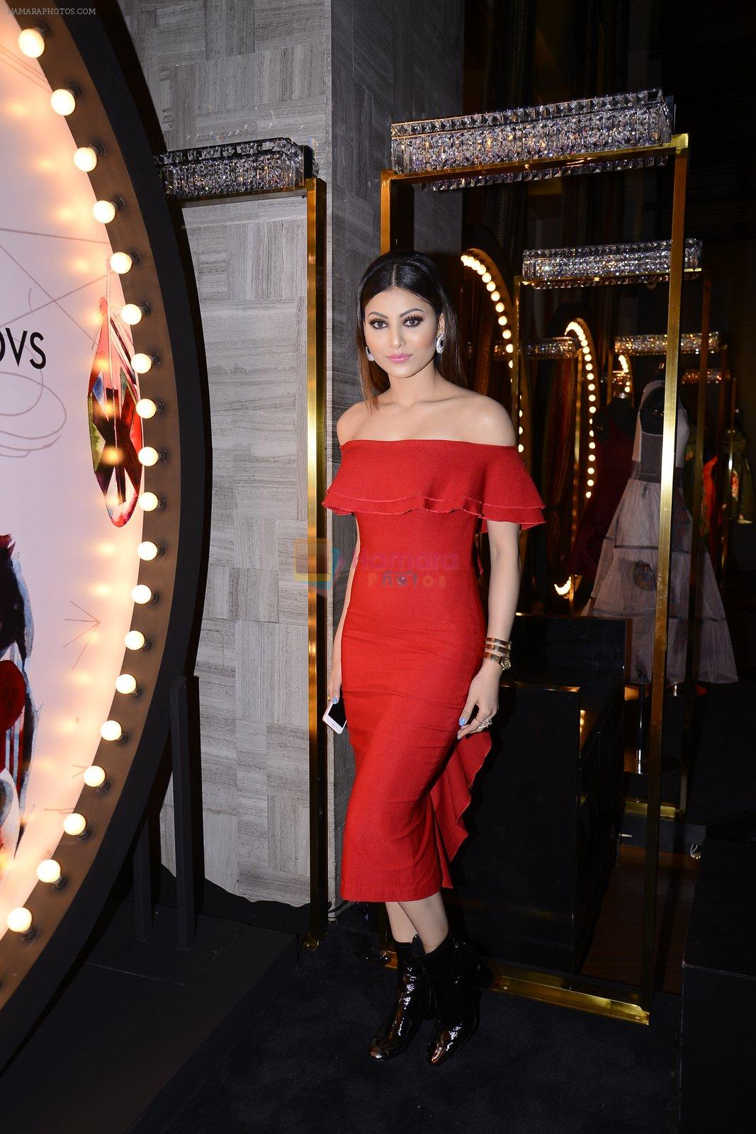 Urvashi Rautela at Koovs launch by Gauri and Nainika on 17th Nov 2016