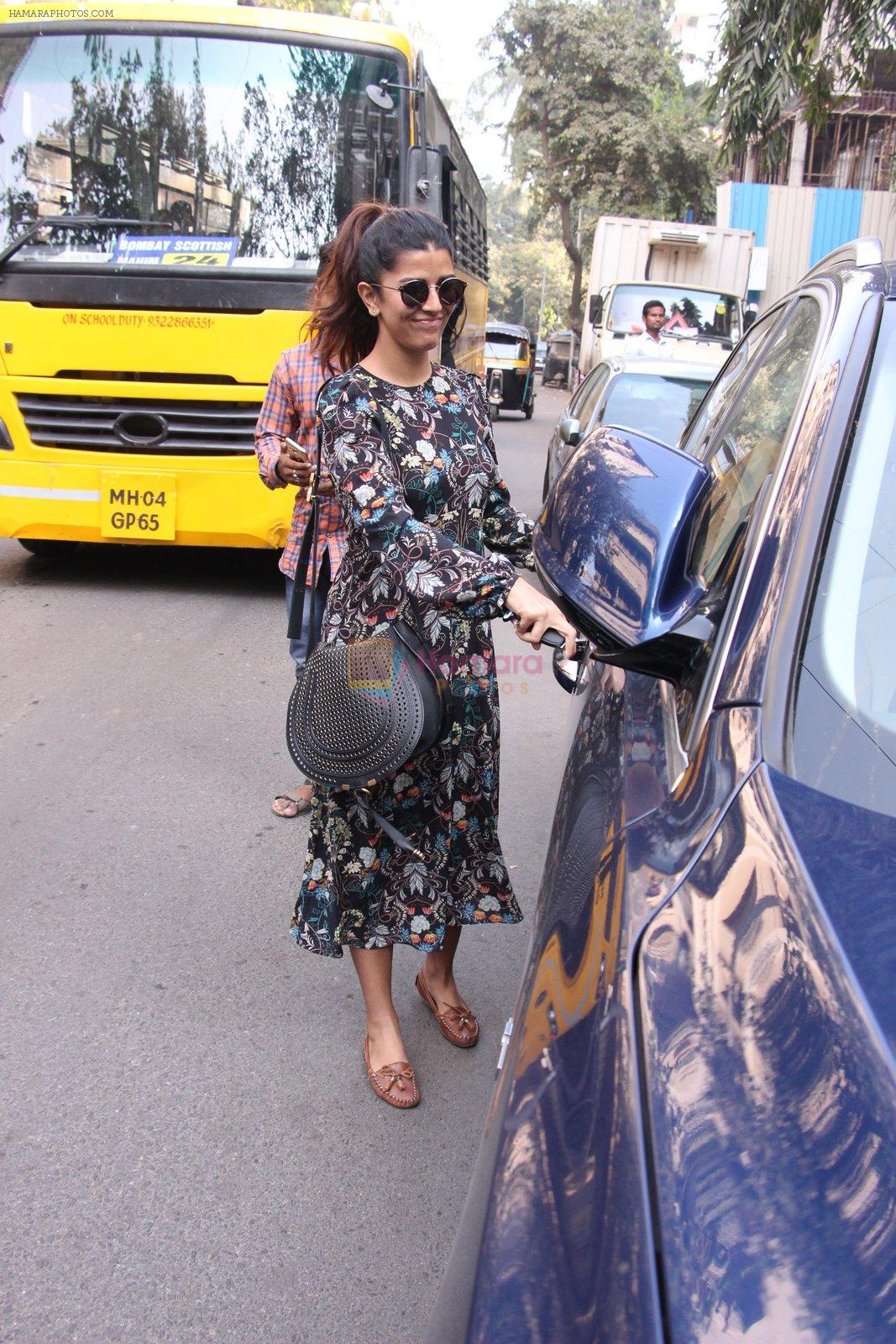 Nimrat Kaur snapped in Mumbai on 17th Nov 2016