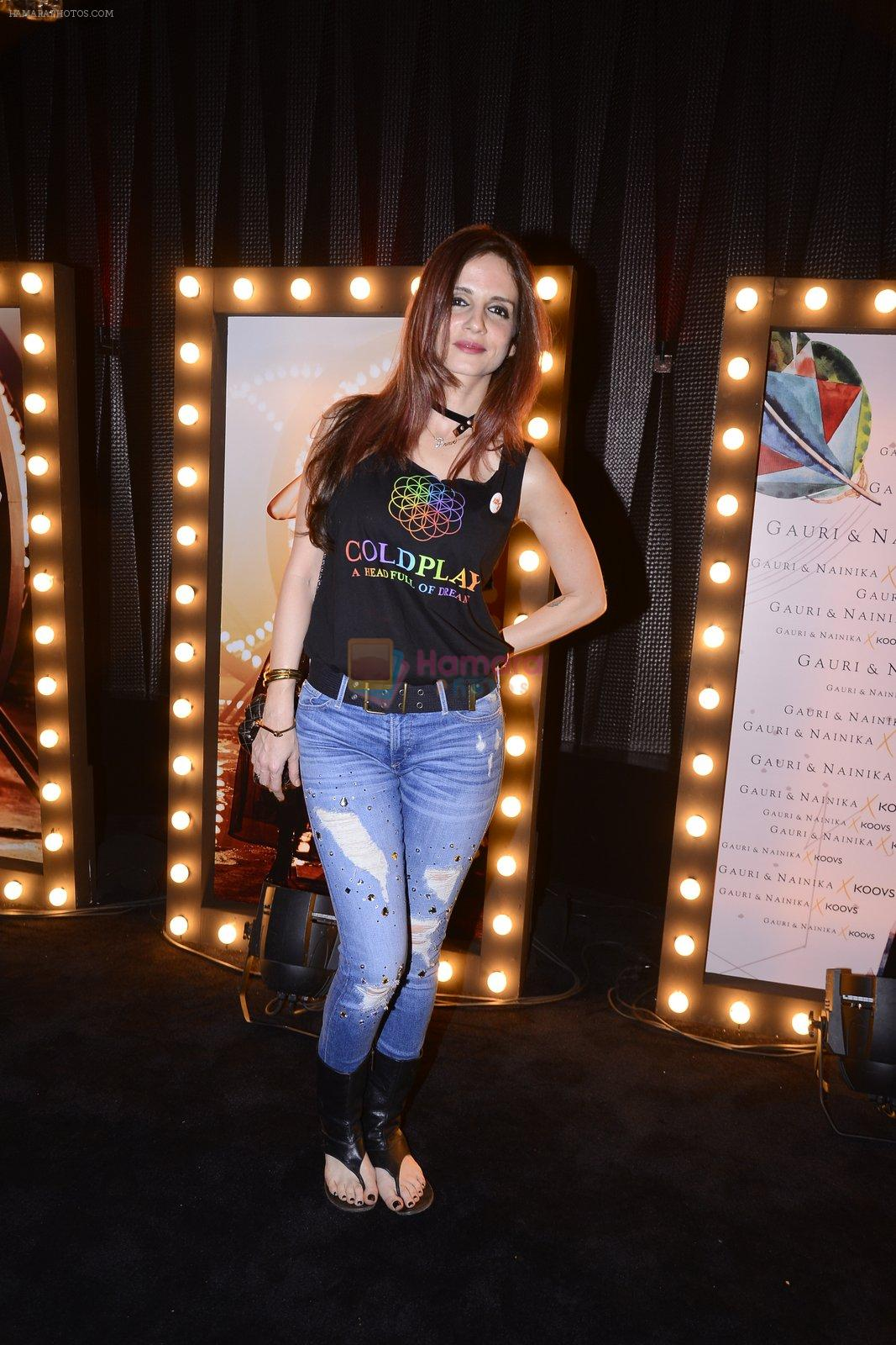 Suzanne Khan at Koovs launch by Gauri and Nainika on 17th Nov 2016