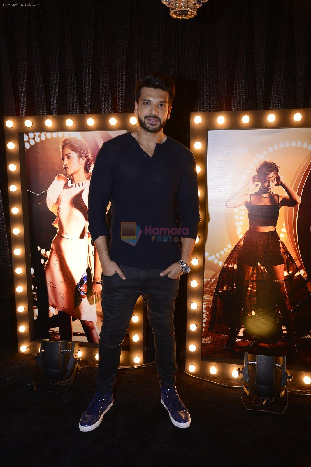 Karan Kundra at Koovs launch by Gauri and Nainika on 17th Nov 2016