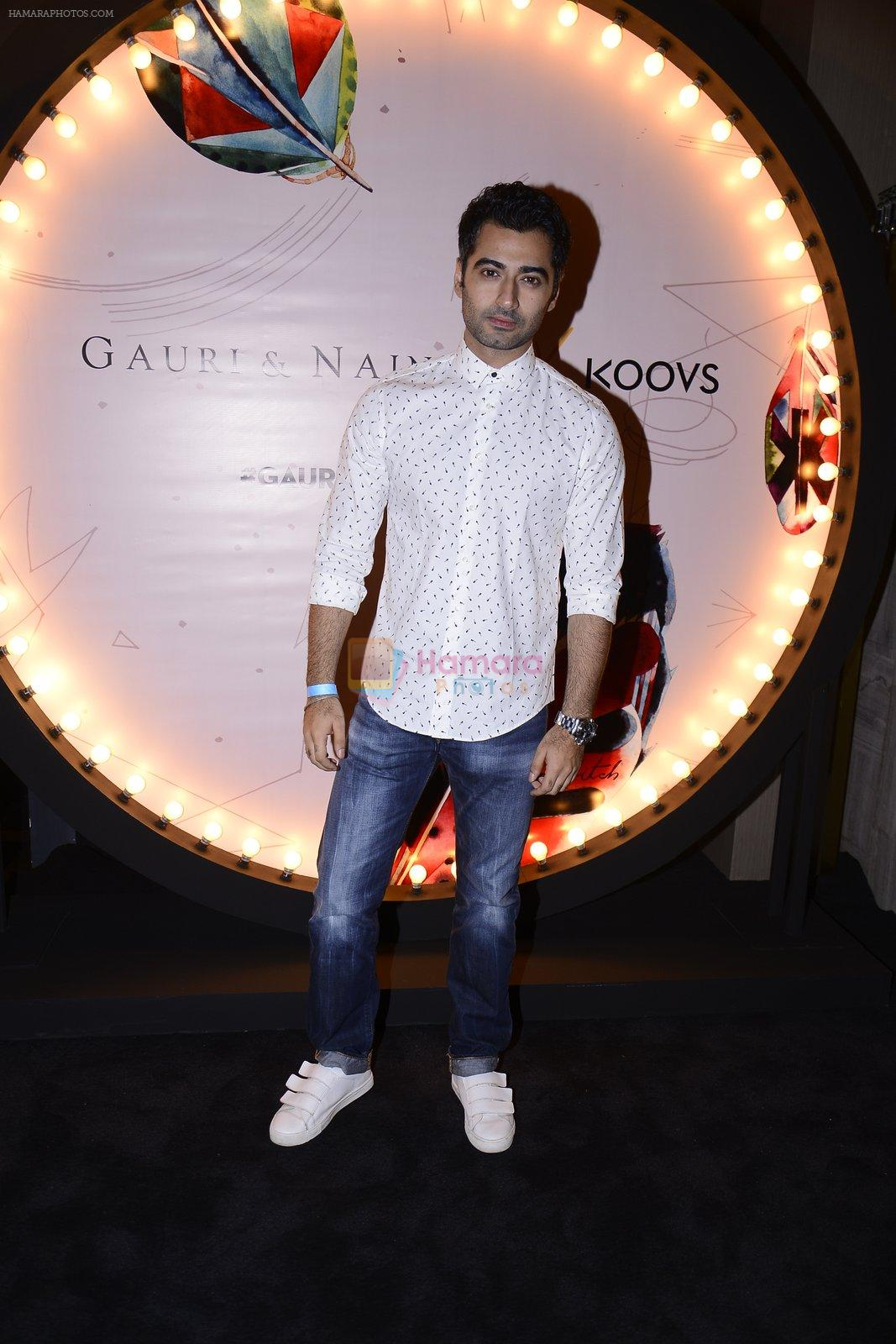 at Koovs launch by Gauri and Nainika on 17th Nov 2016