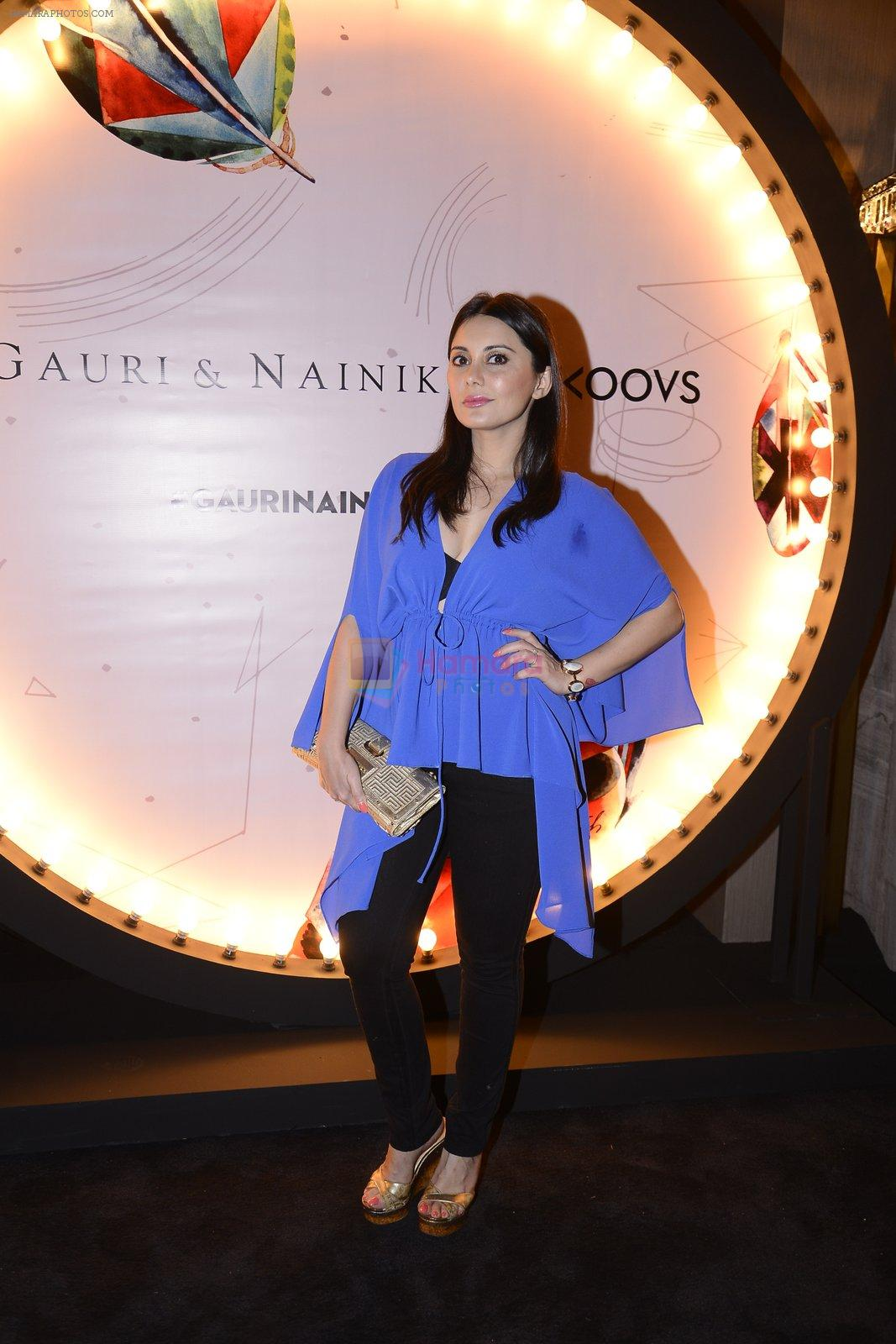 Minissha Lamba at Koovs launch by Gauri and Nainika on 17th Nov 2016