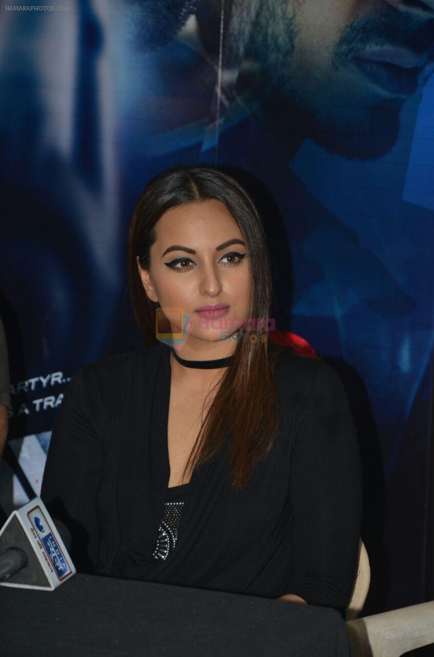 Sonakshi Sinha at Force 2 photo shoot in Mumbai on 17th Nov 2016